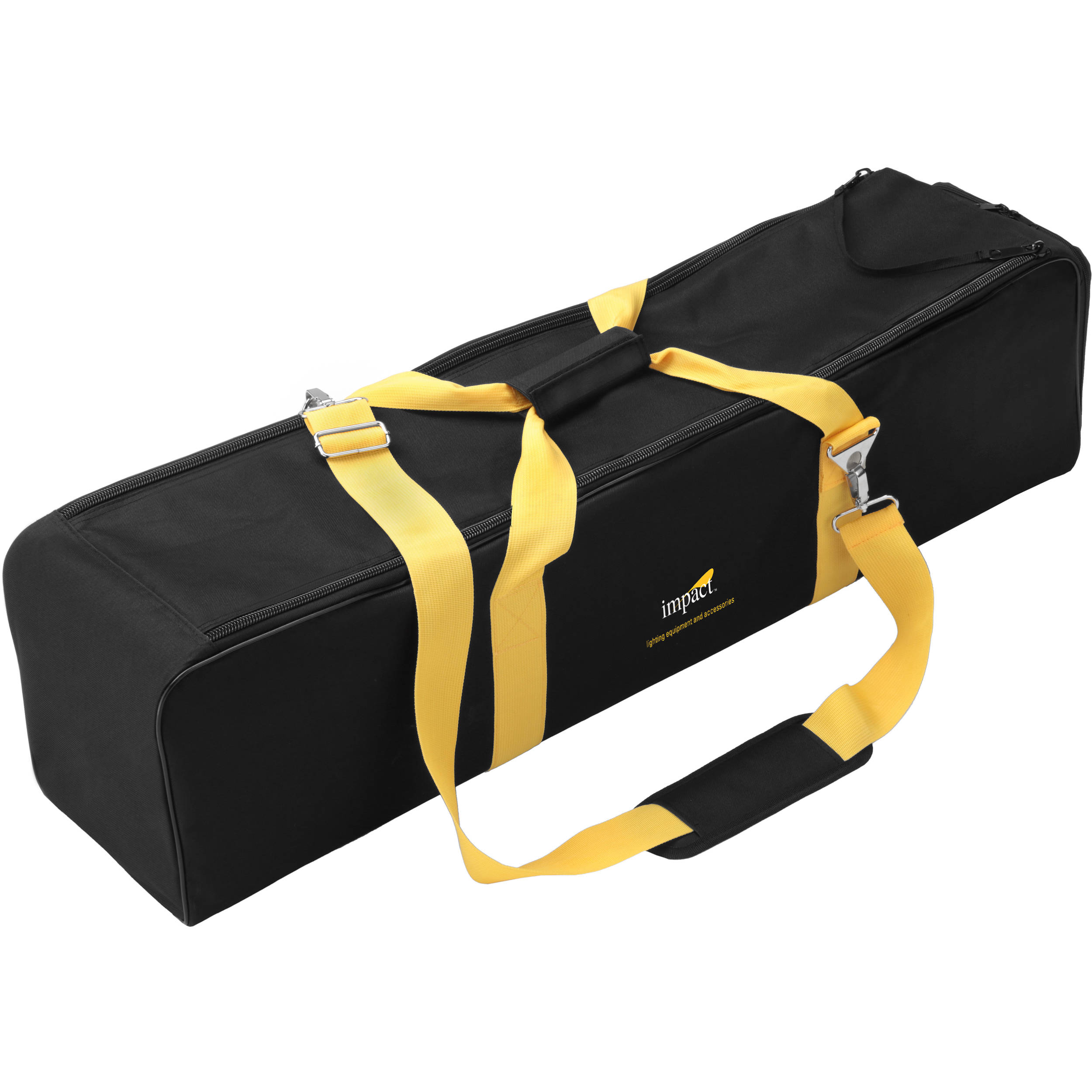 Impact Light Kit Bag 3 Holds 2 Monolights With Stands And Accessories