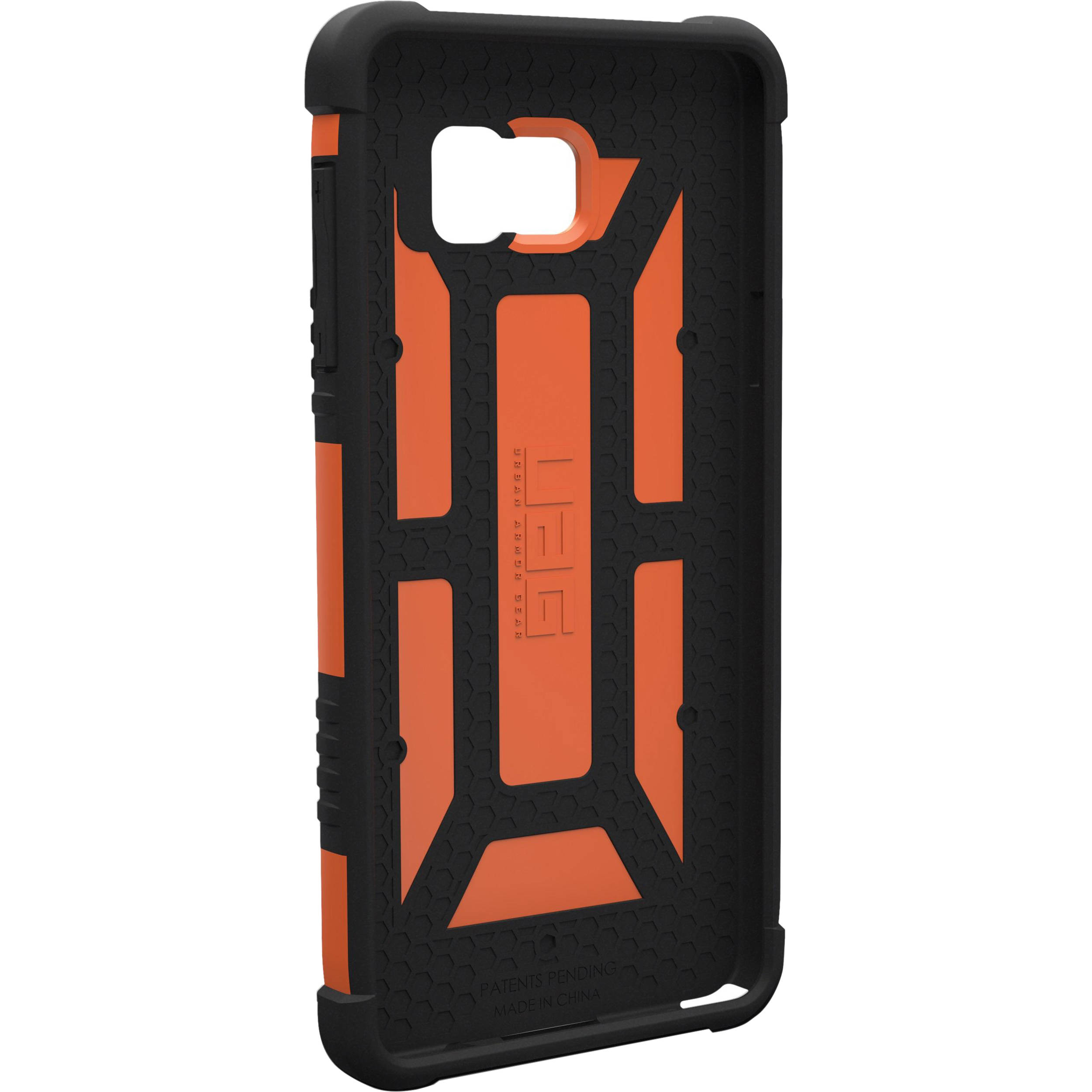 premium selection 9fed3 1b850 Urban Armor Gear Composite Case for Galaxy Note 5 UAG-GLXN5-RST