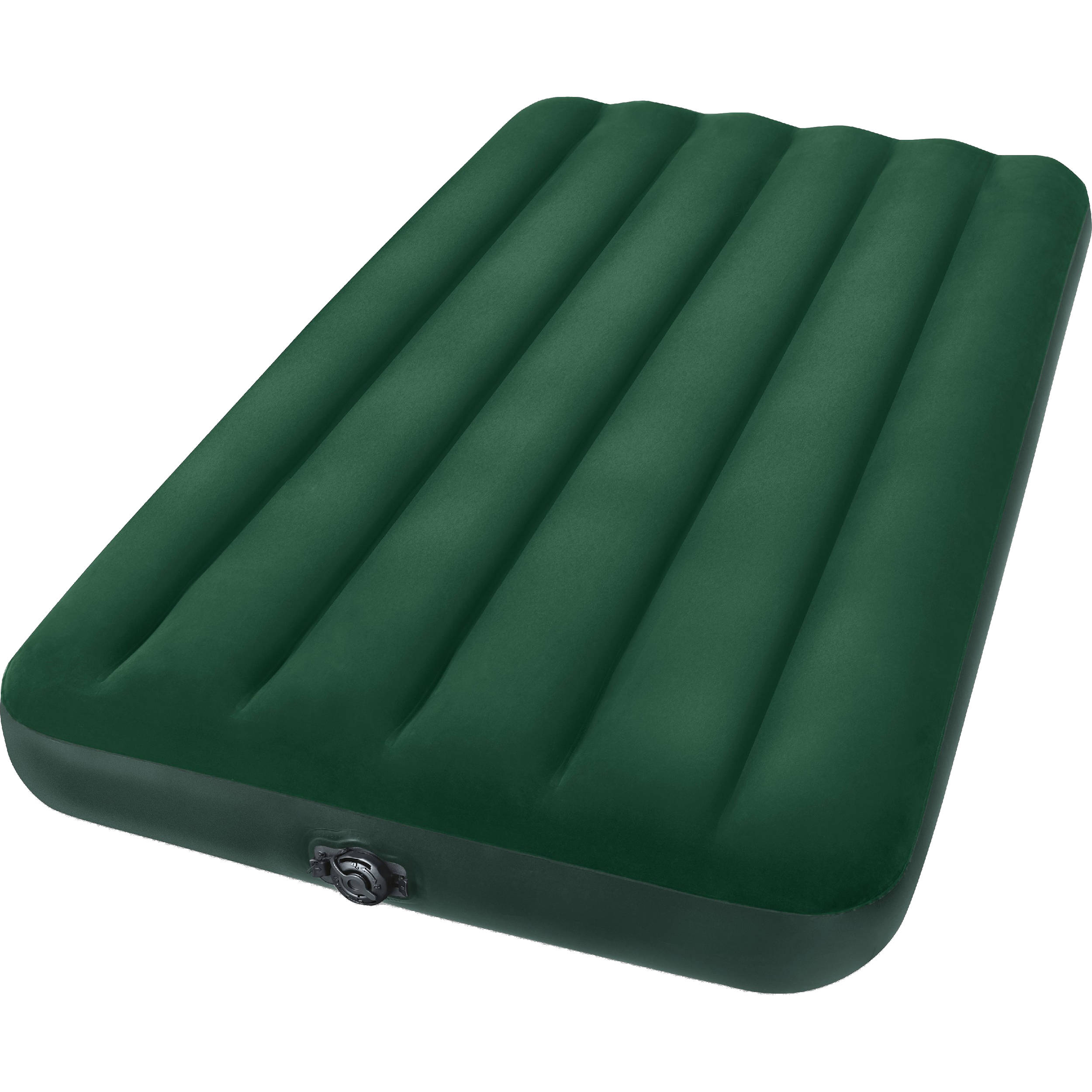 66967E Twin NEW Intex Prestige Downy Airbed Kit with Hand Held Battery Pump