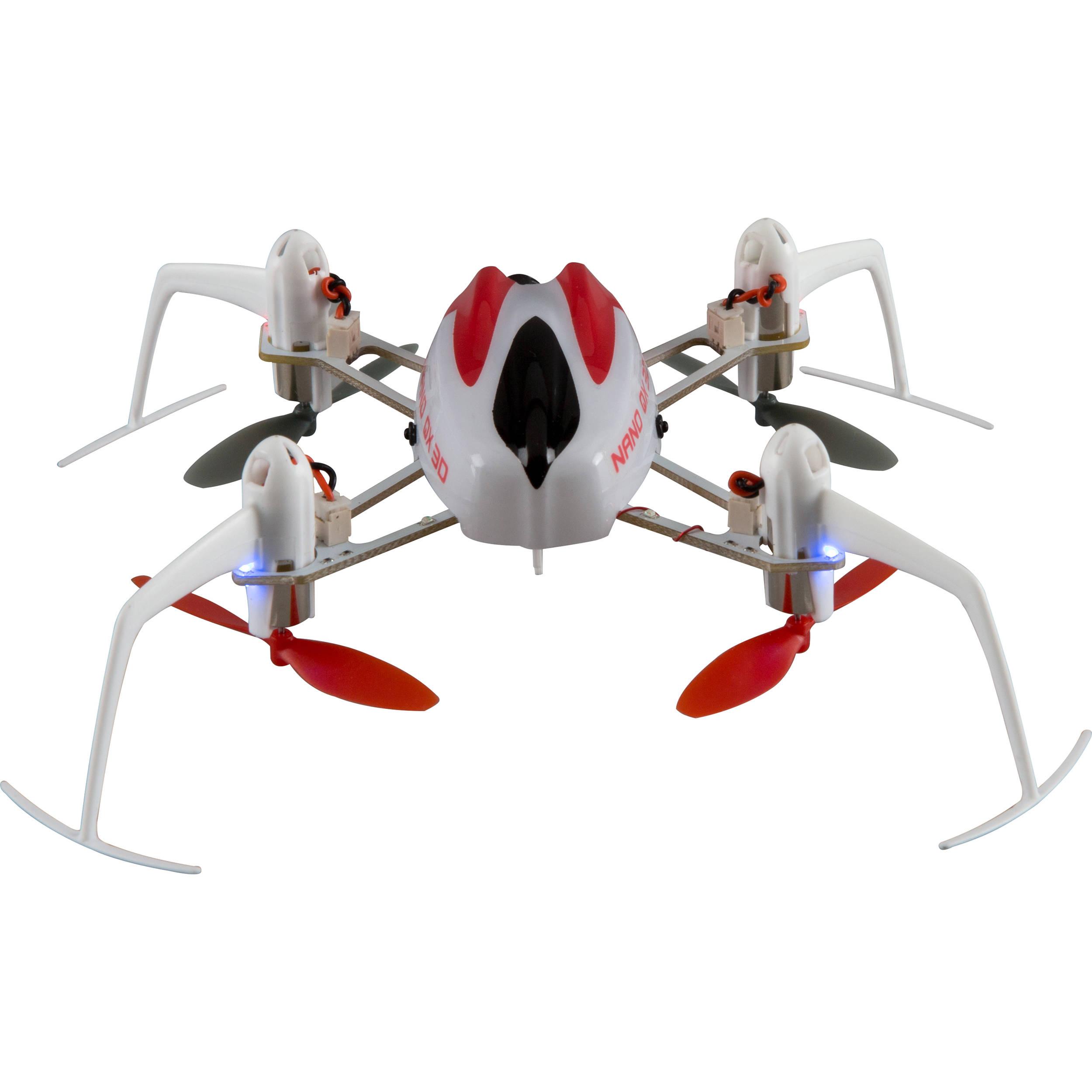 BLADE Nano QX 3D RTF Quadcopter with SAFE Technology