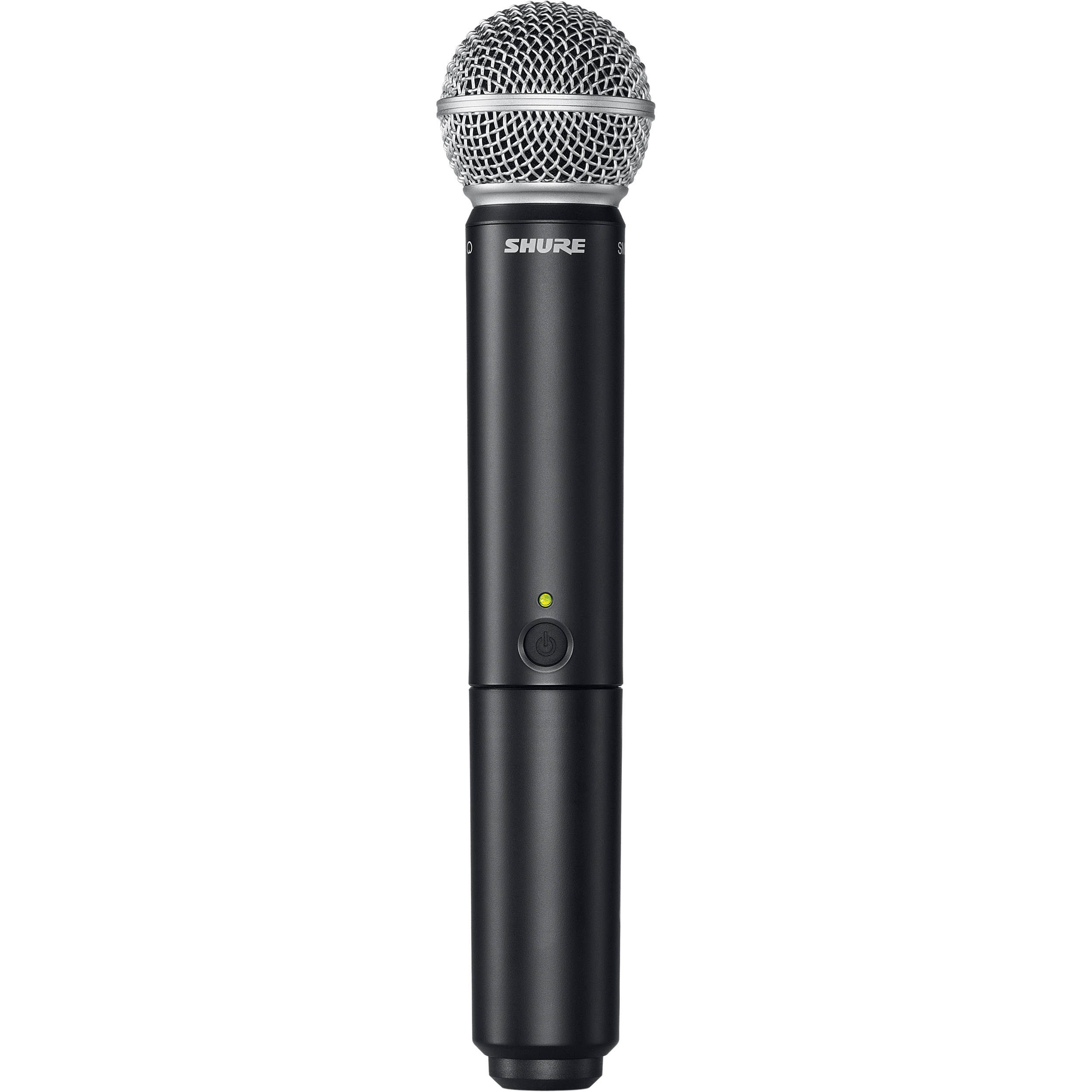 Shure BLX2/SM58 Handheld Wireless Microphone Transmitter with SM58 Capsule  (H10: 542 to 572 MHz)