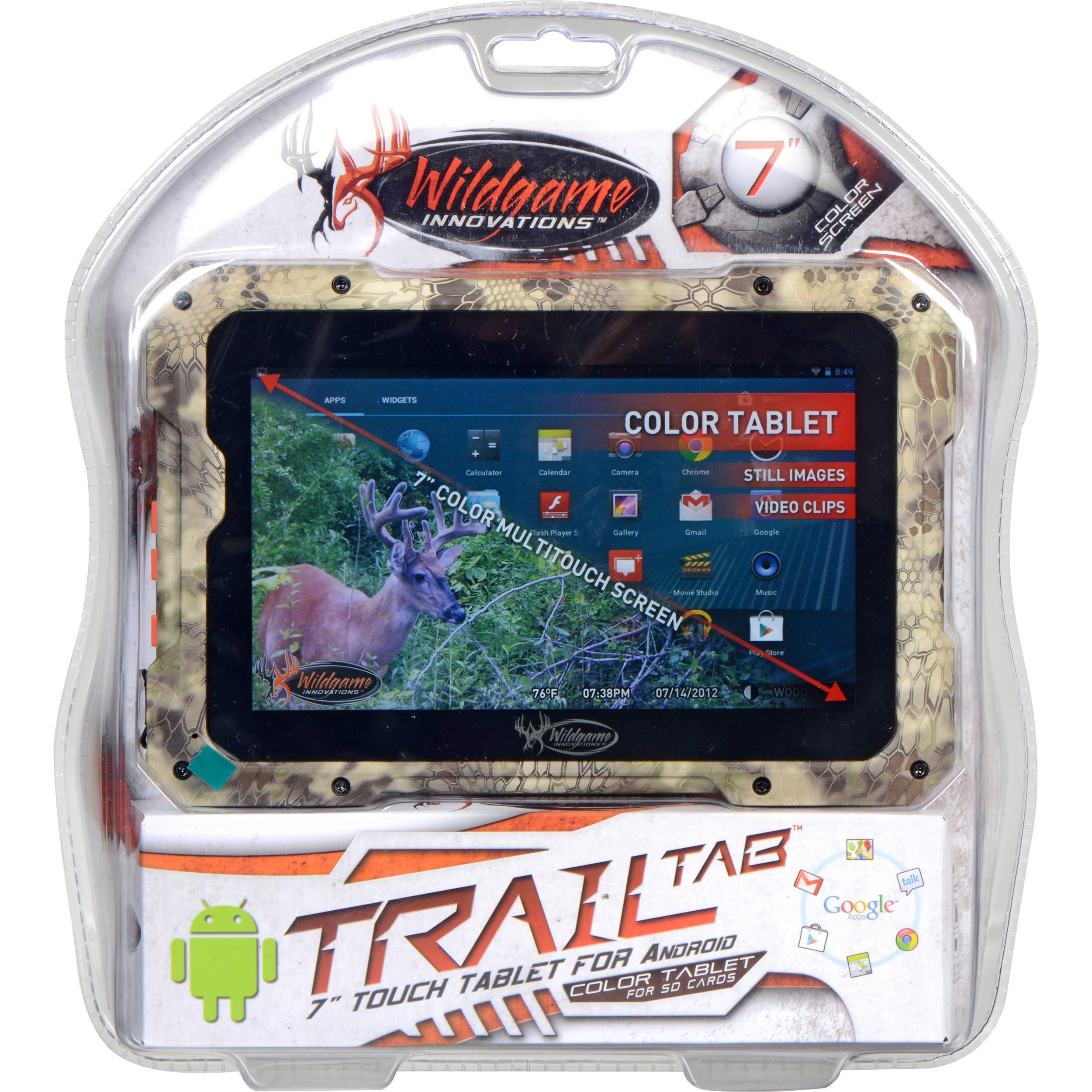 WILDGAME INNOVATIONS VU100 7 Wildgame Innovations Wildgame Trail Tab VU100