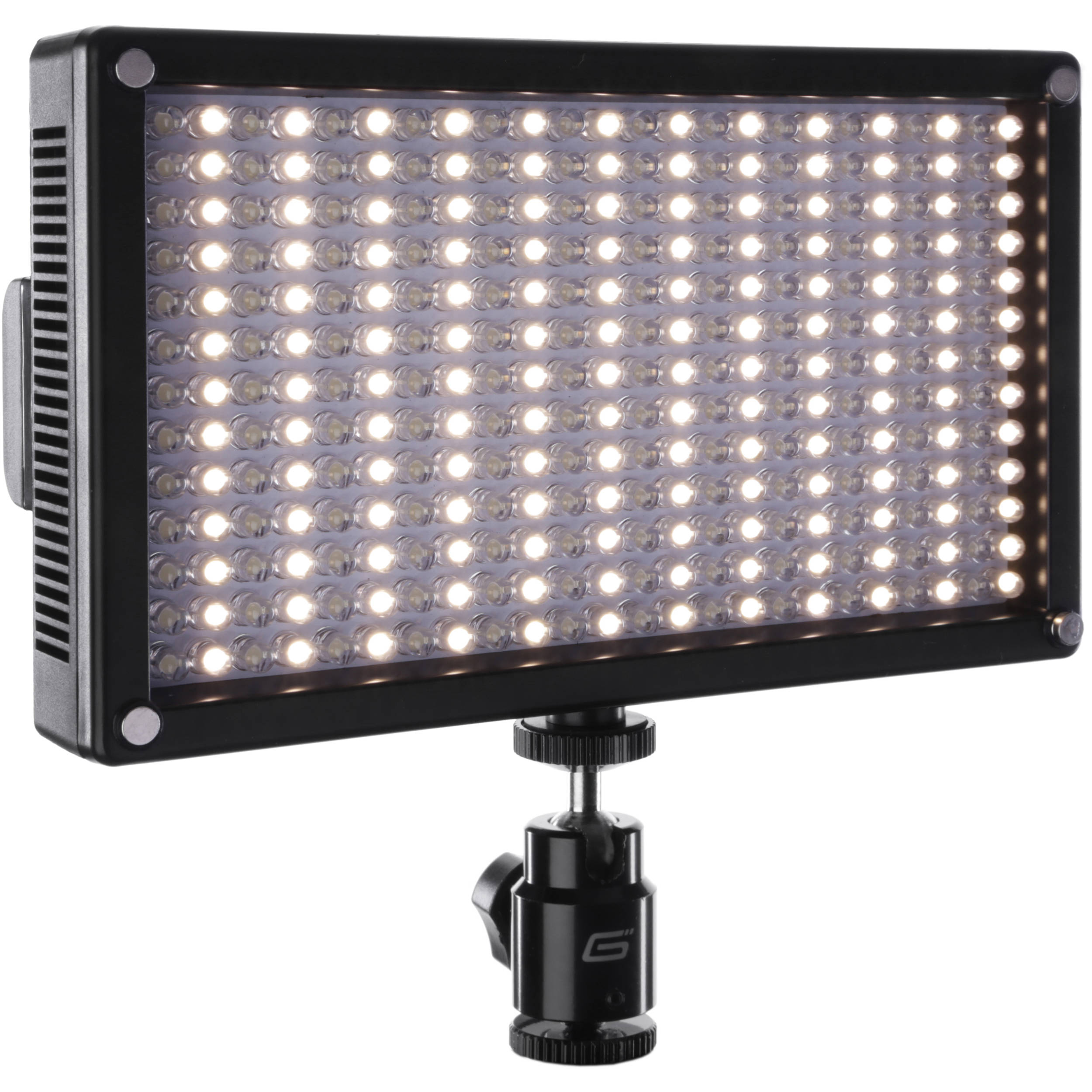 312 Genaray Led 7100t Variable On Camera Light Color BoerdCx