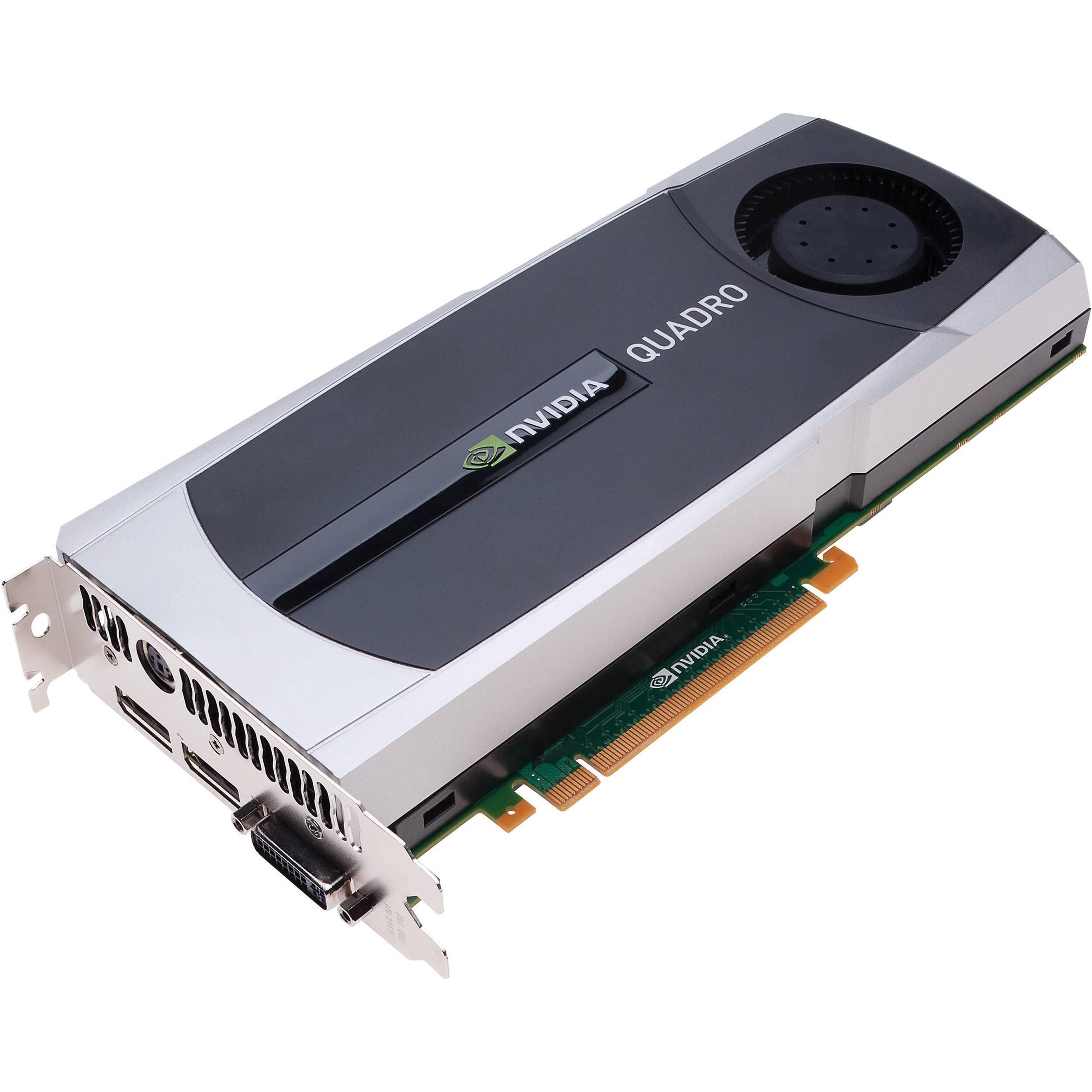 Pny Technologies Nvidia Quadro 6000 Pcie X16 6 Gb Vcq6000 Pb B H