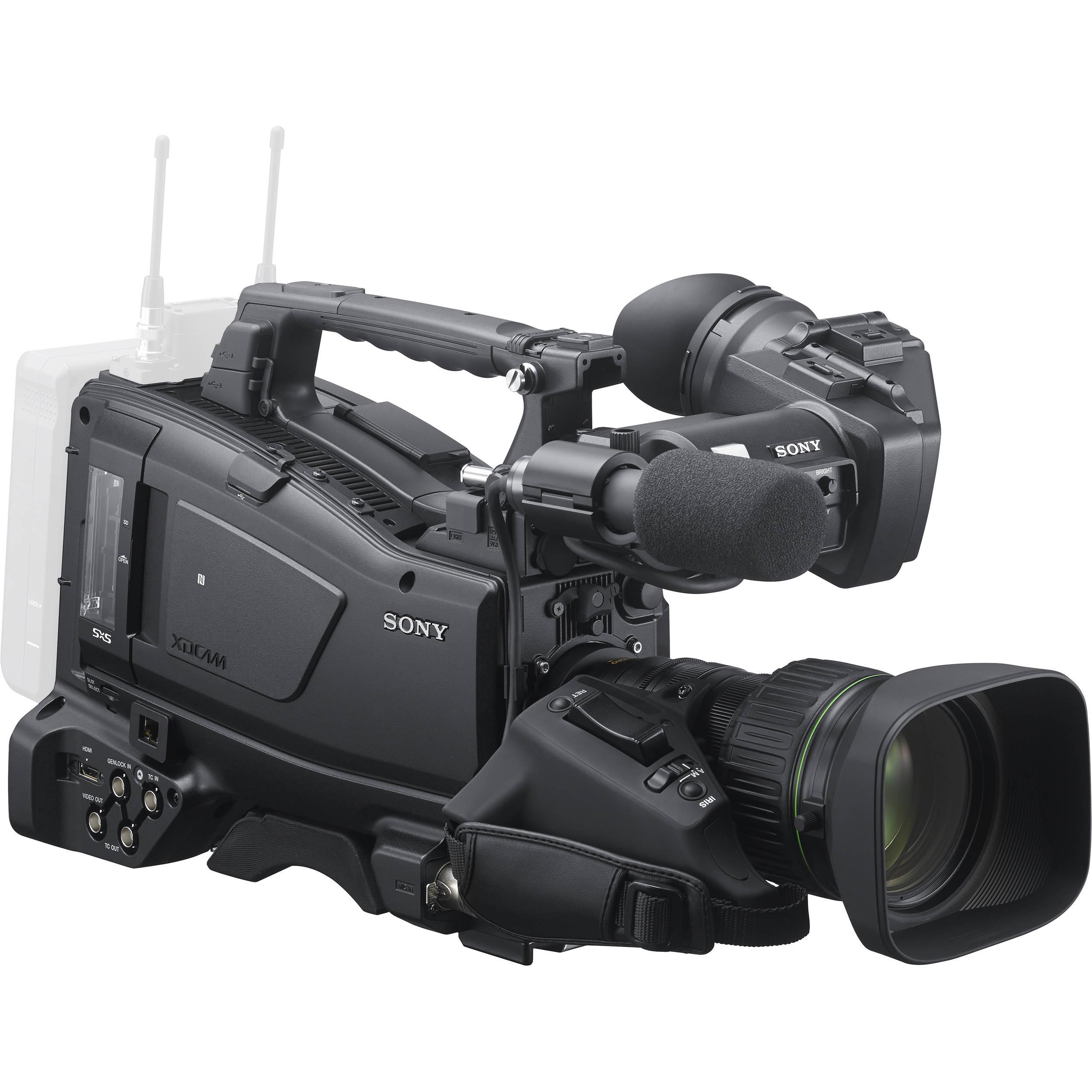 sony handycam manual focus