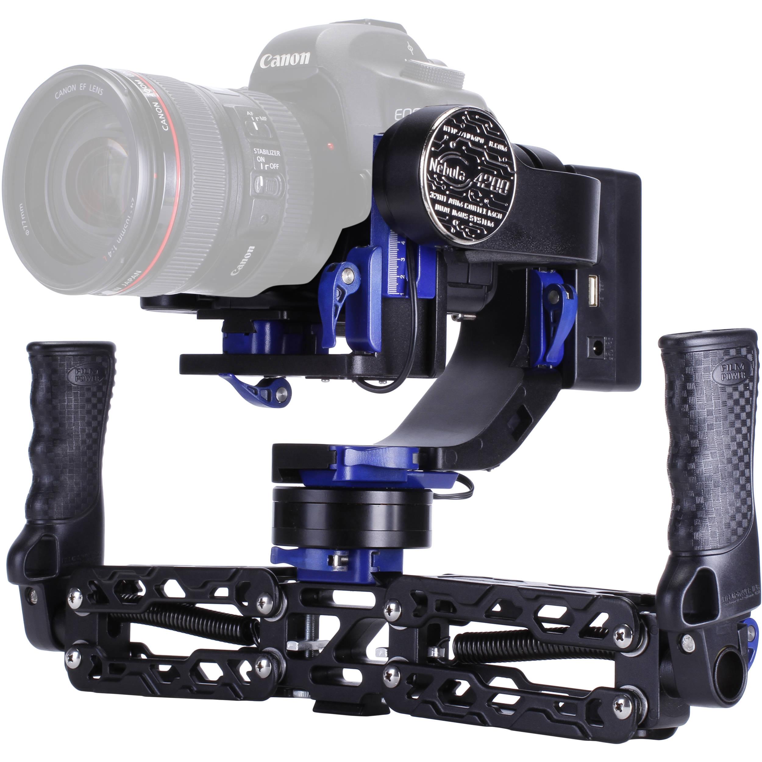 Nebula 4200 5-Axis Gyroscope Stabilizer