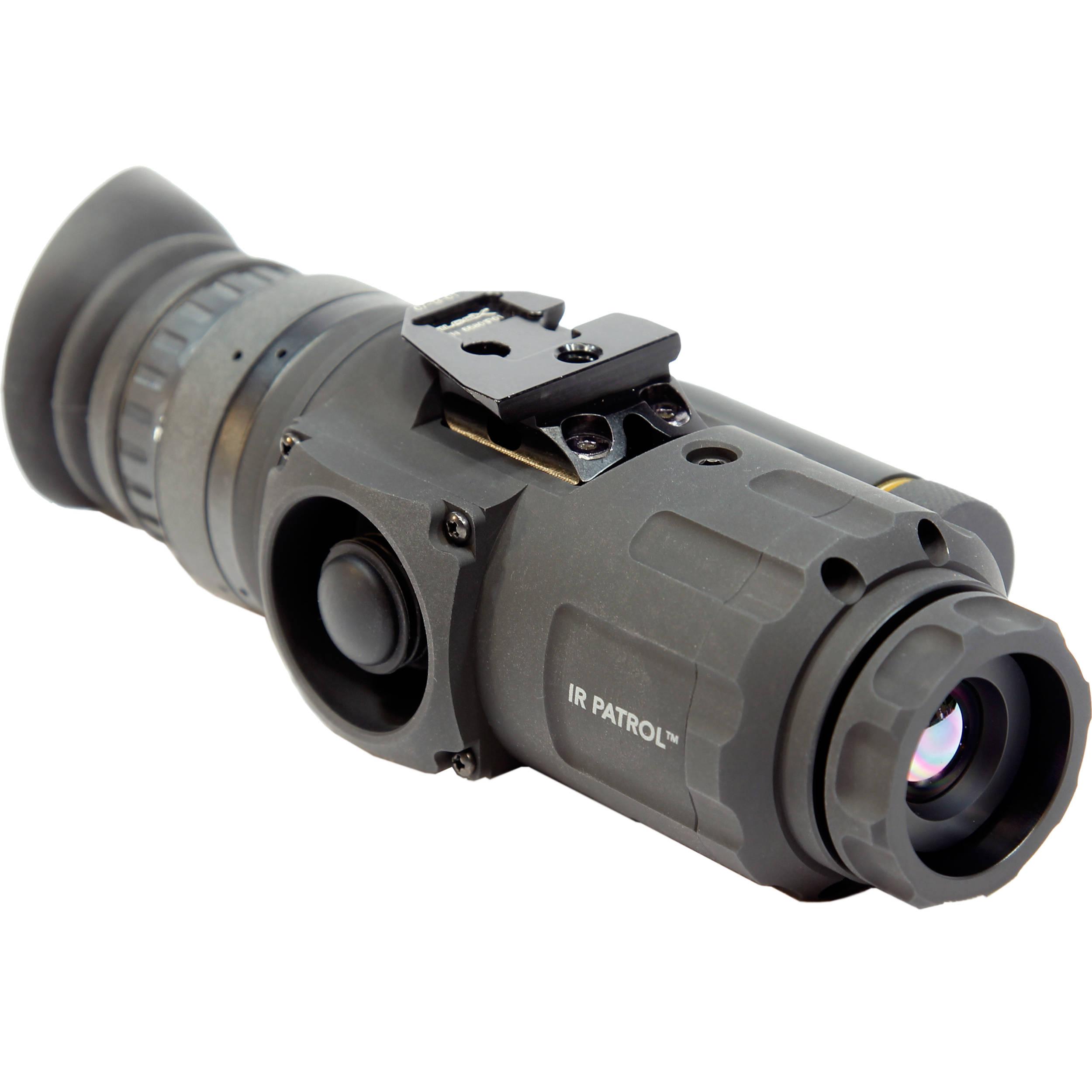 IR DEFENSE IR Patrol M250-K 1-8x Thermal Monocular Kit (60-30 Hz)