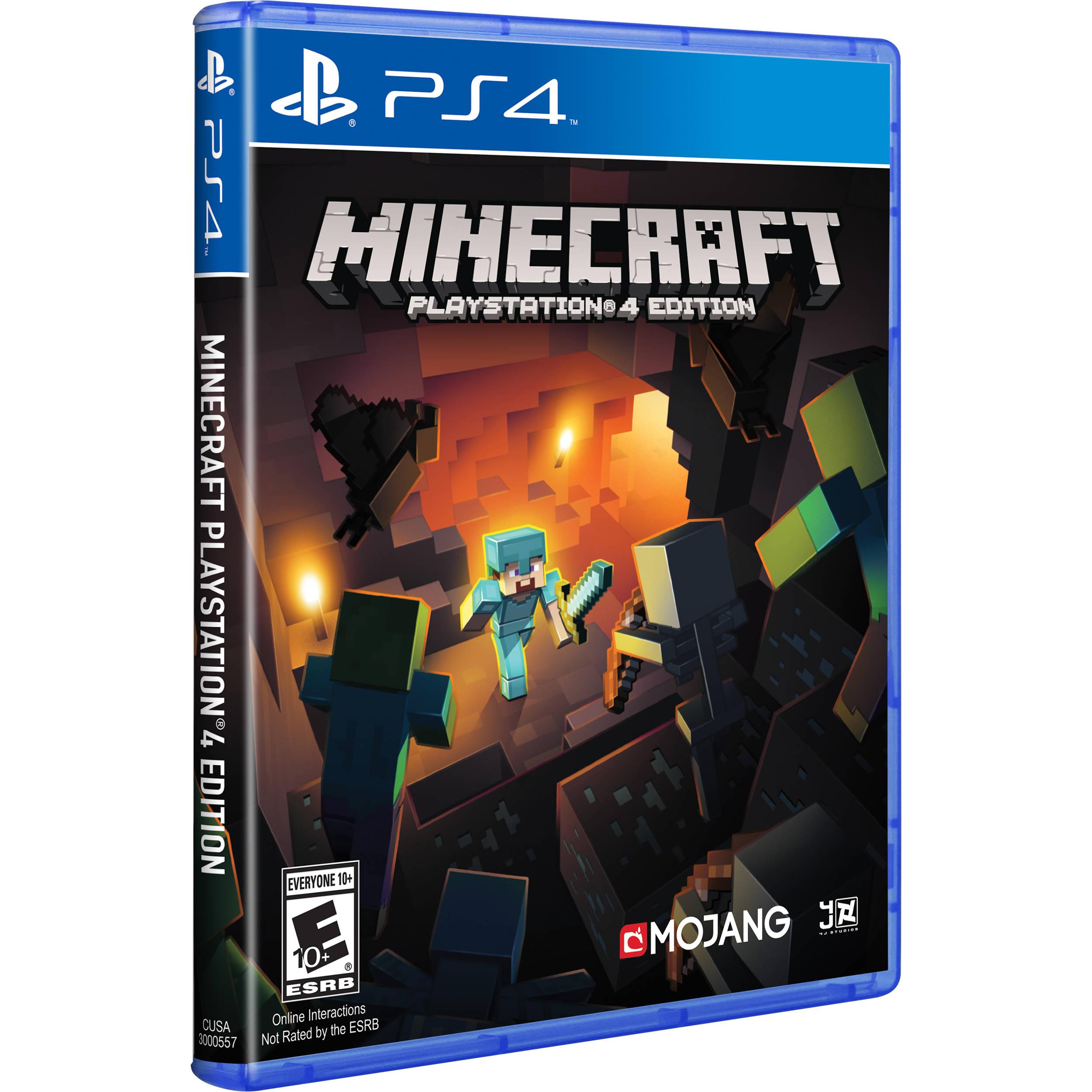 MOJANG Minecraft: PlayStation 4 Edition (PS4)