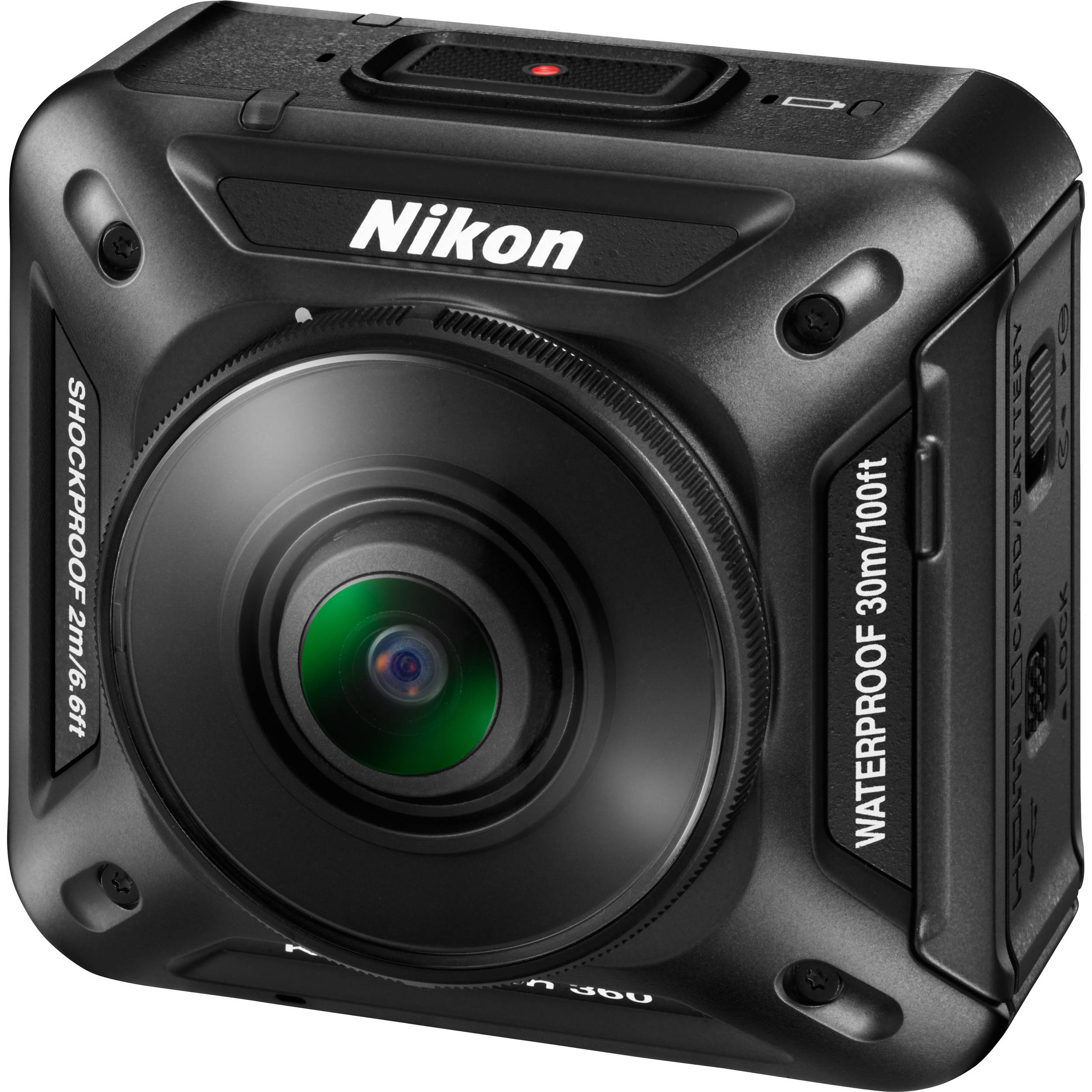 wholesale dealer 21926 1f284 Nikon KeyMission 360 4K Action Camera