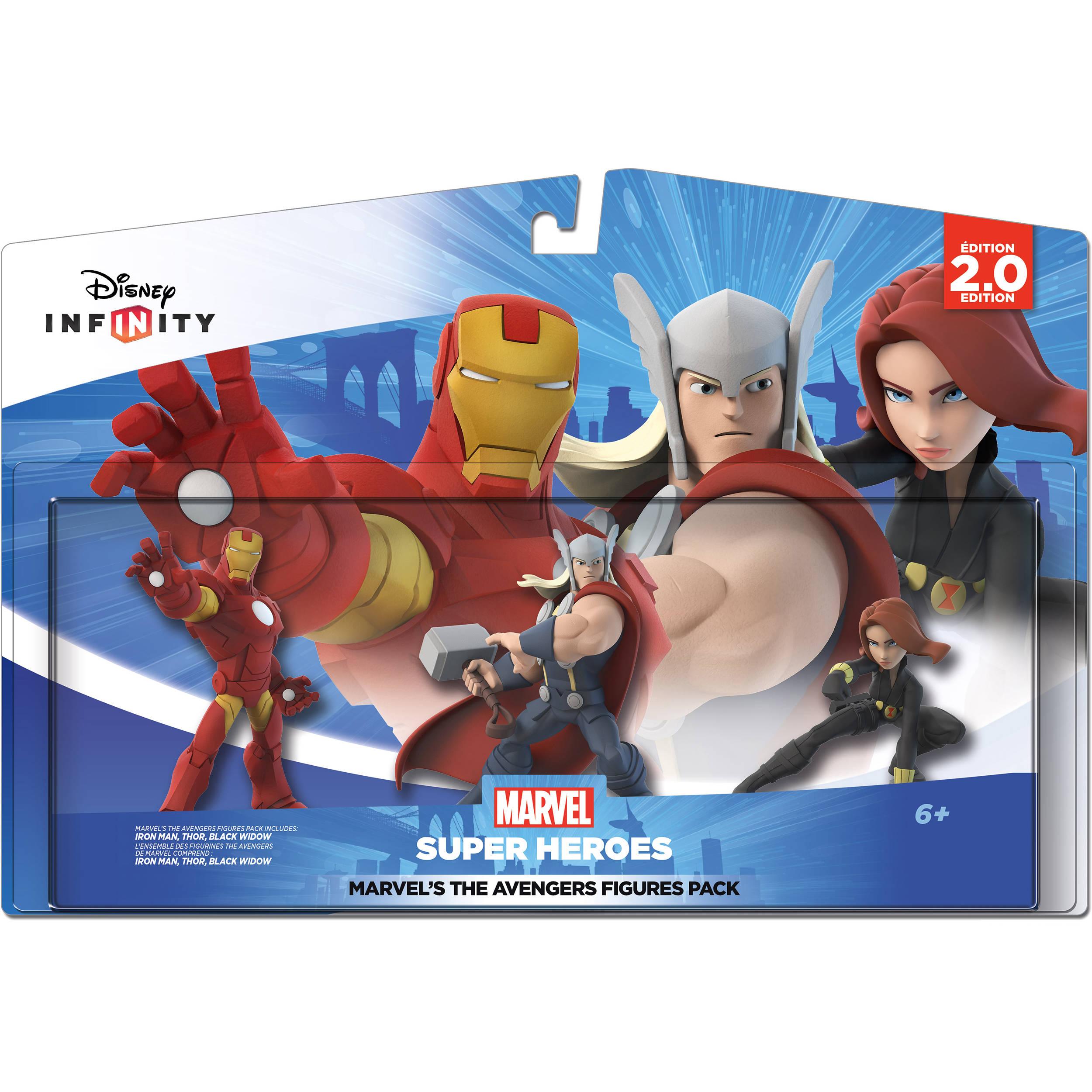 Disney Infinity 2.0 3.0 Disney Marvel Avengers