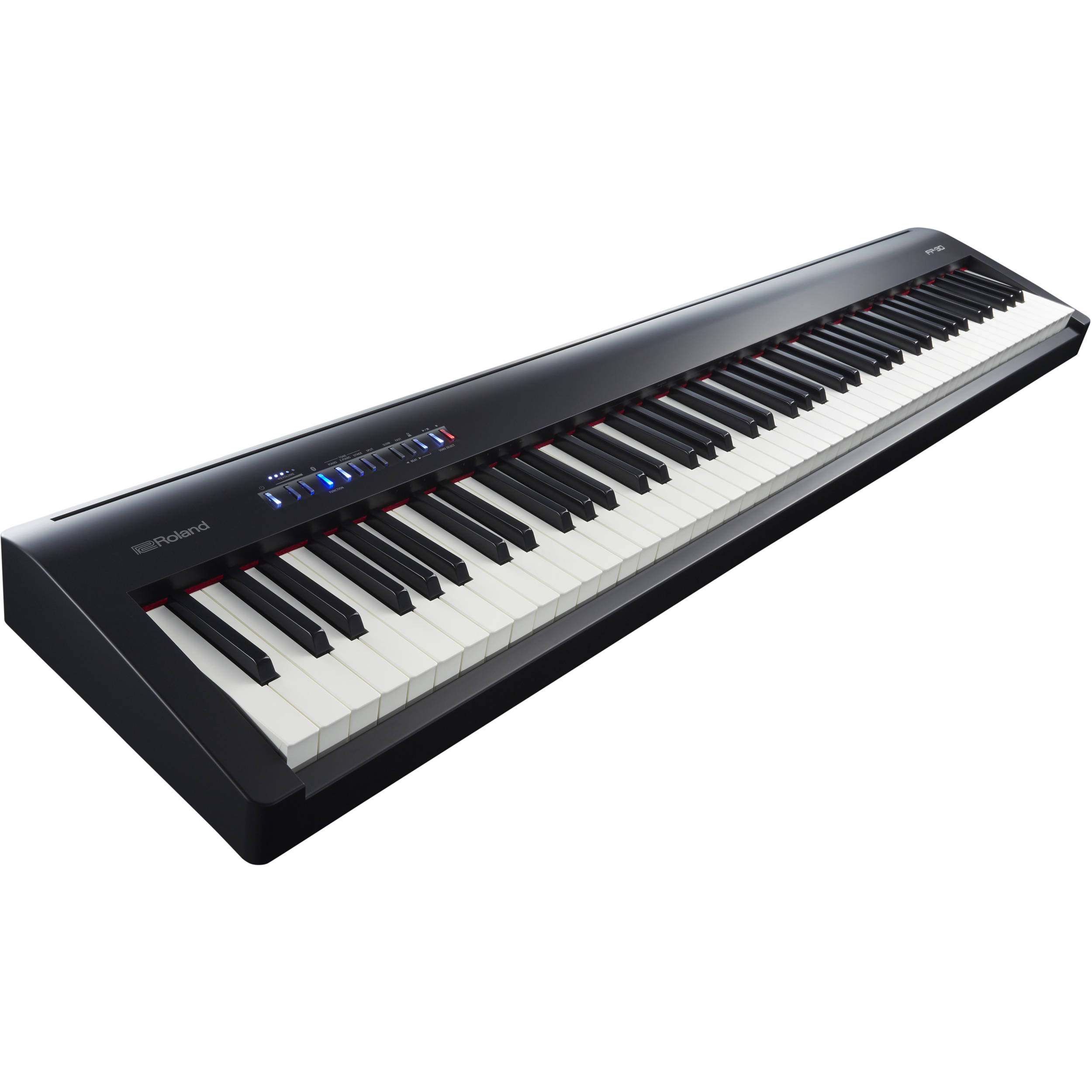 Roland Fp 30 Digital Piano Kit With Stand Pedal Unit Bench