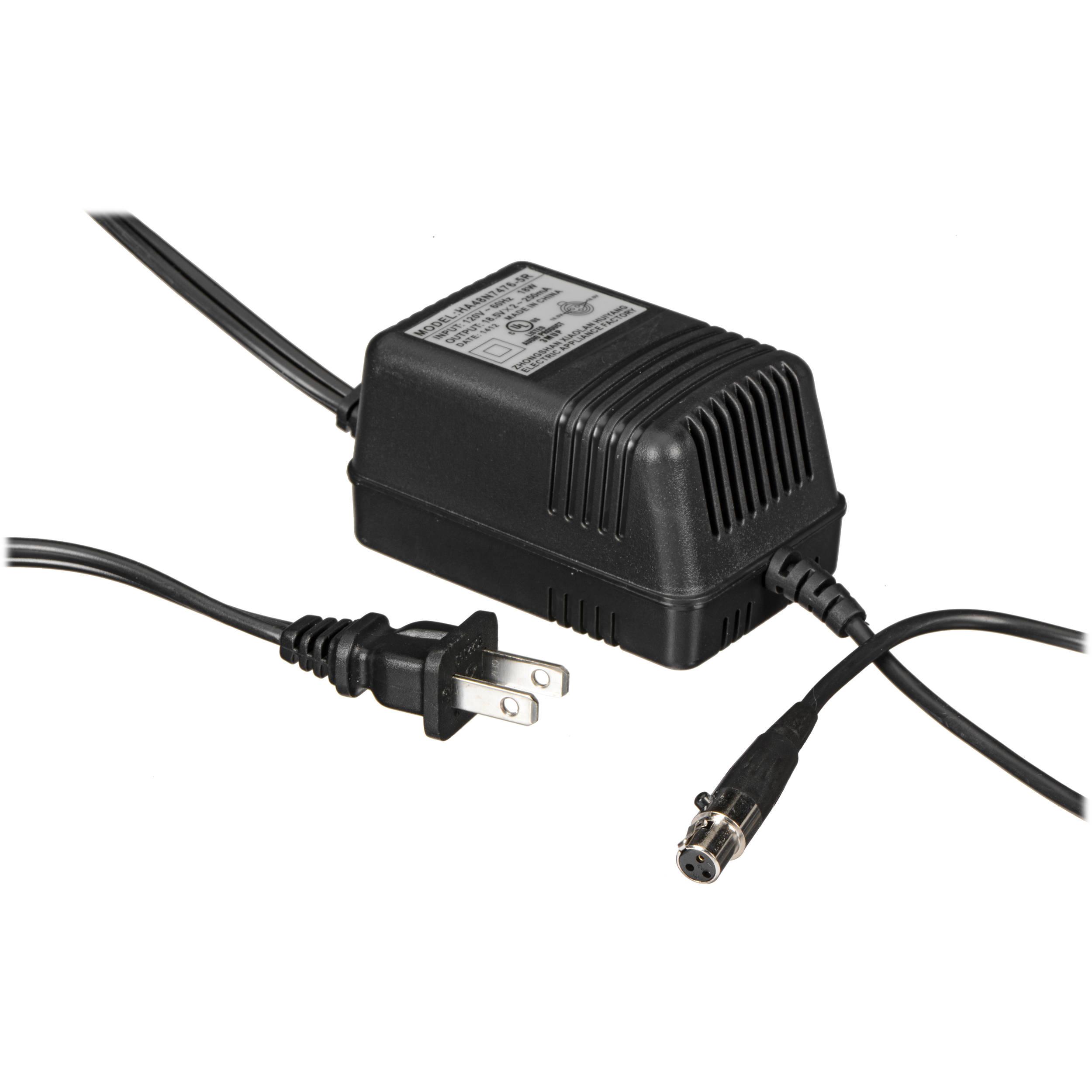 Mackie External Power Supply (2 x 18 5 VAC / 250 mA, US)