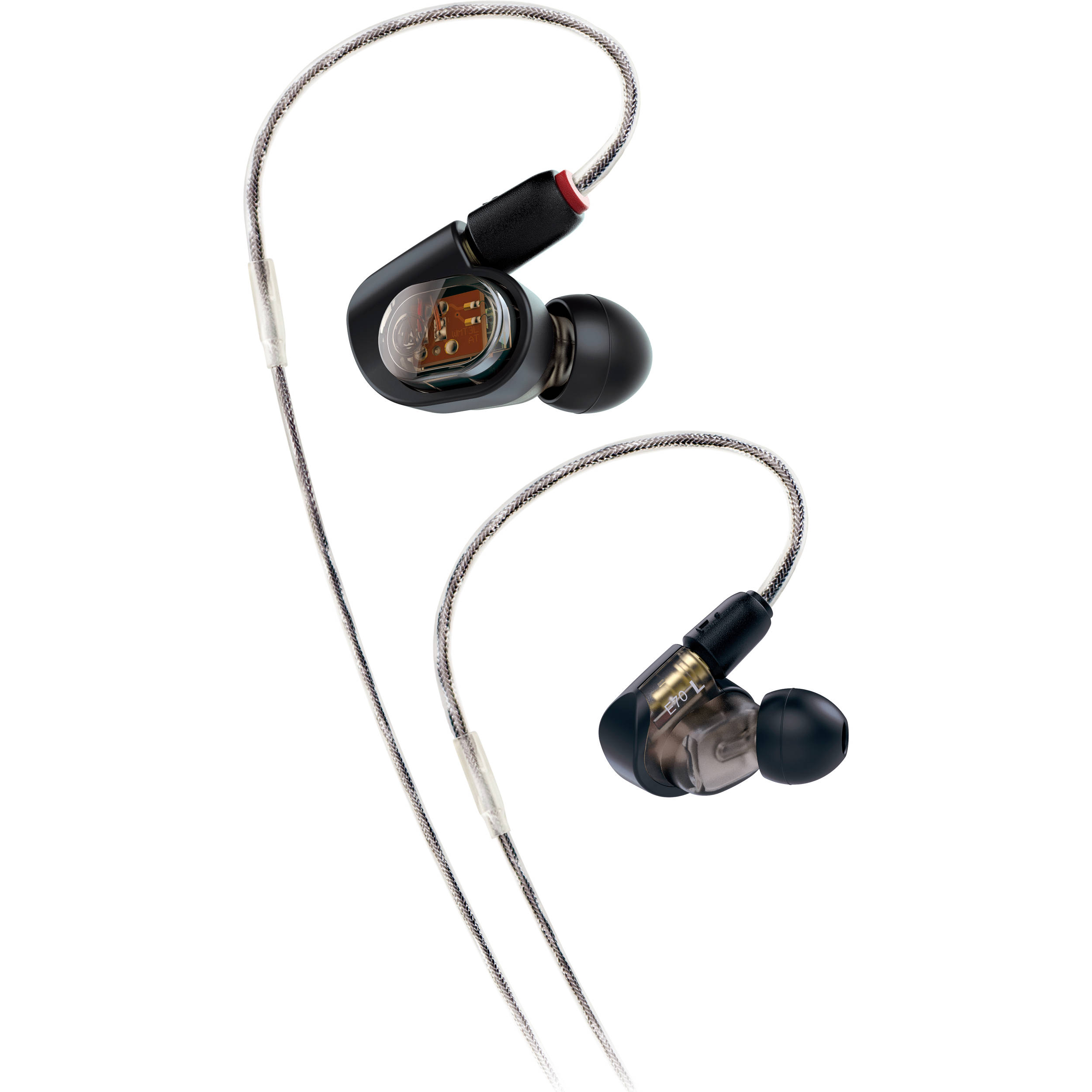 Audio-Technica ATH-E70 E-Series Professional In-Ear ATH-E70 B&H