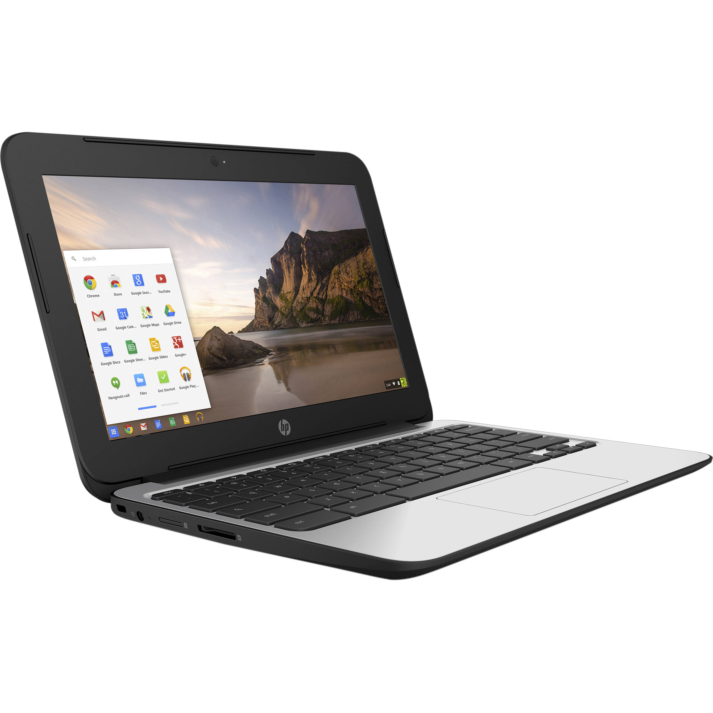 HP Chromebook 11 G4 with 32GB SSD and 100GB Google Drive Storage
