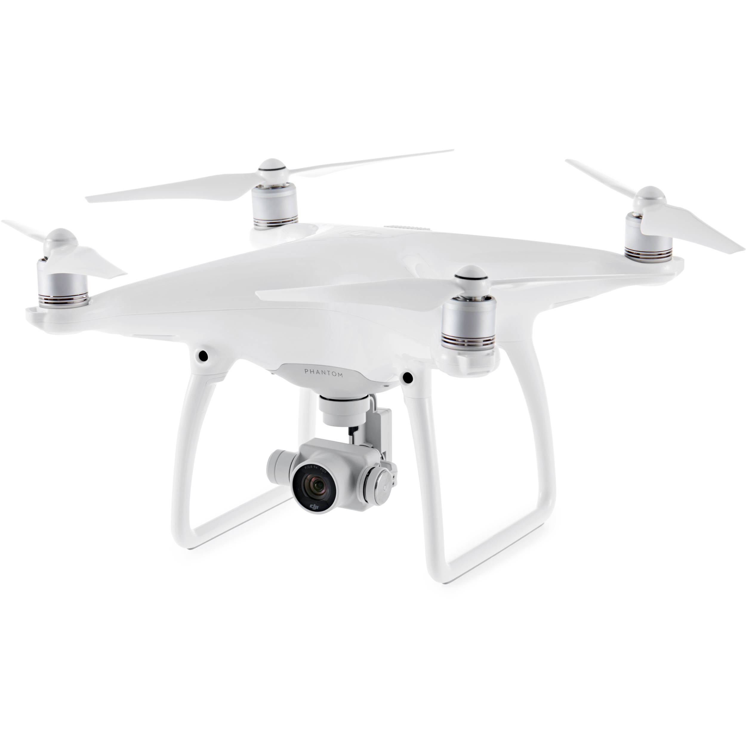Dji Phantom 4 >> Dji Phantom 4 Quadcopter Cp Pt 000312 B H Photo Video