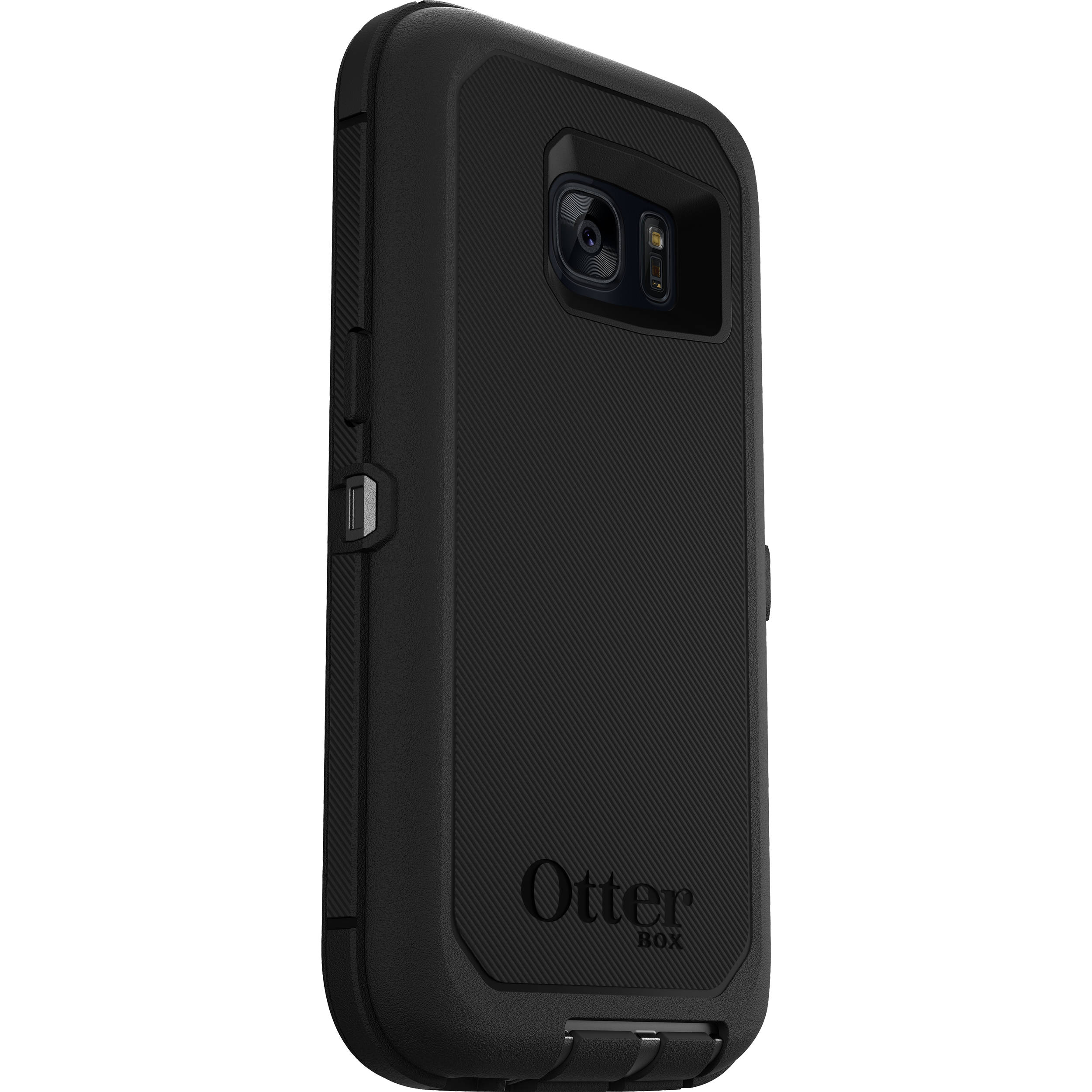 hot sale online bb240 a7e27 OtterBox Defender Series Case for Galaxy S7 (Black)