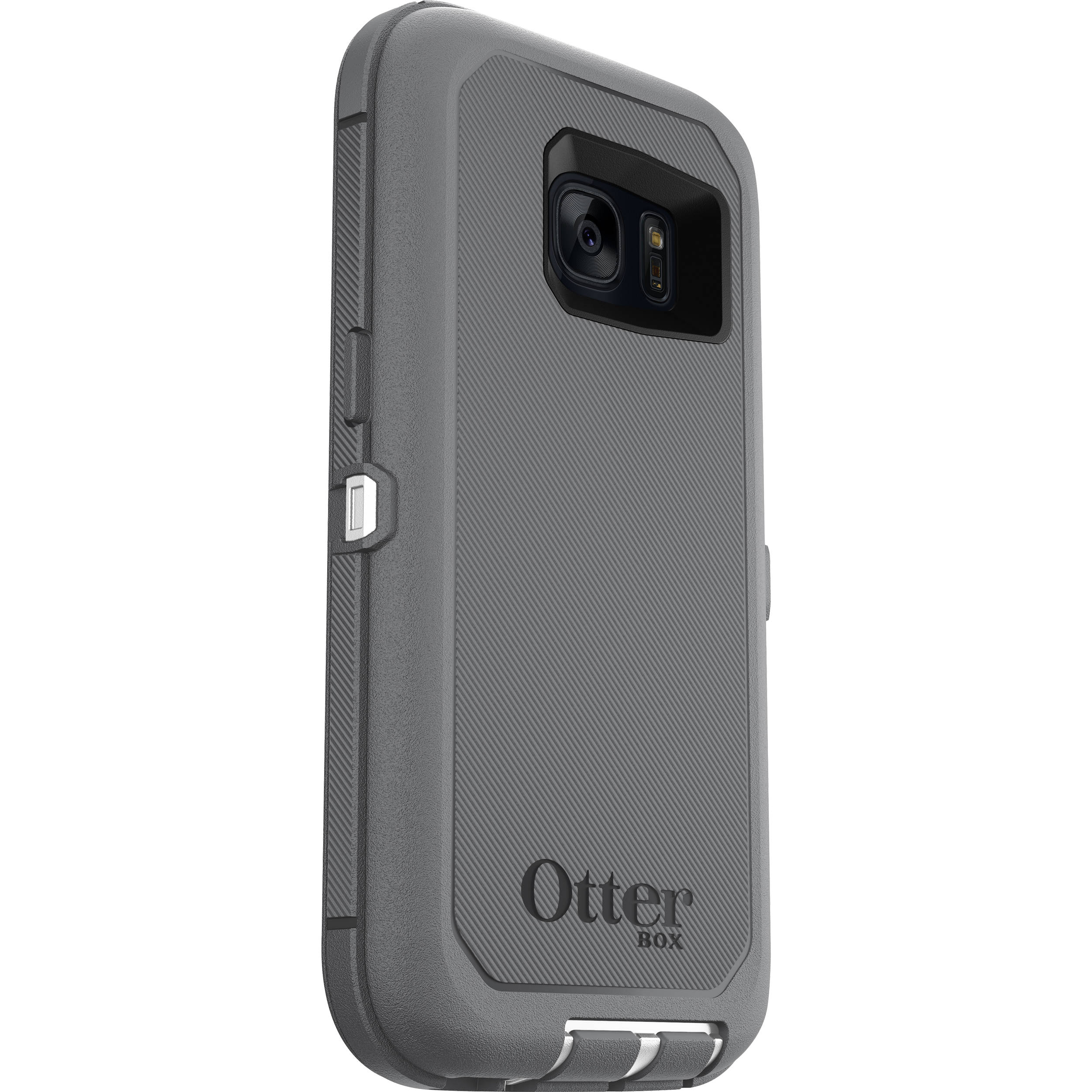 newest collection 999c2 bb634 OtterBox Defender Series Case for Galaxy S7 (Glacier)