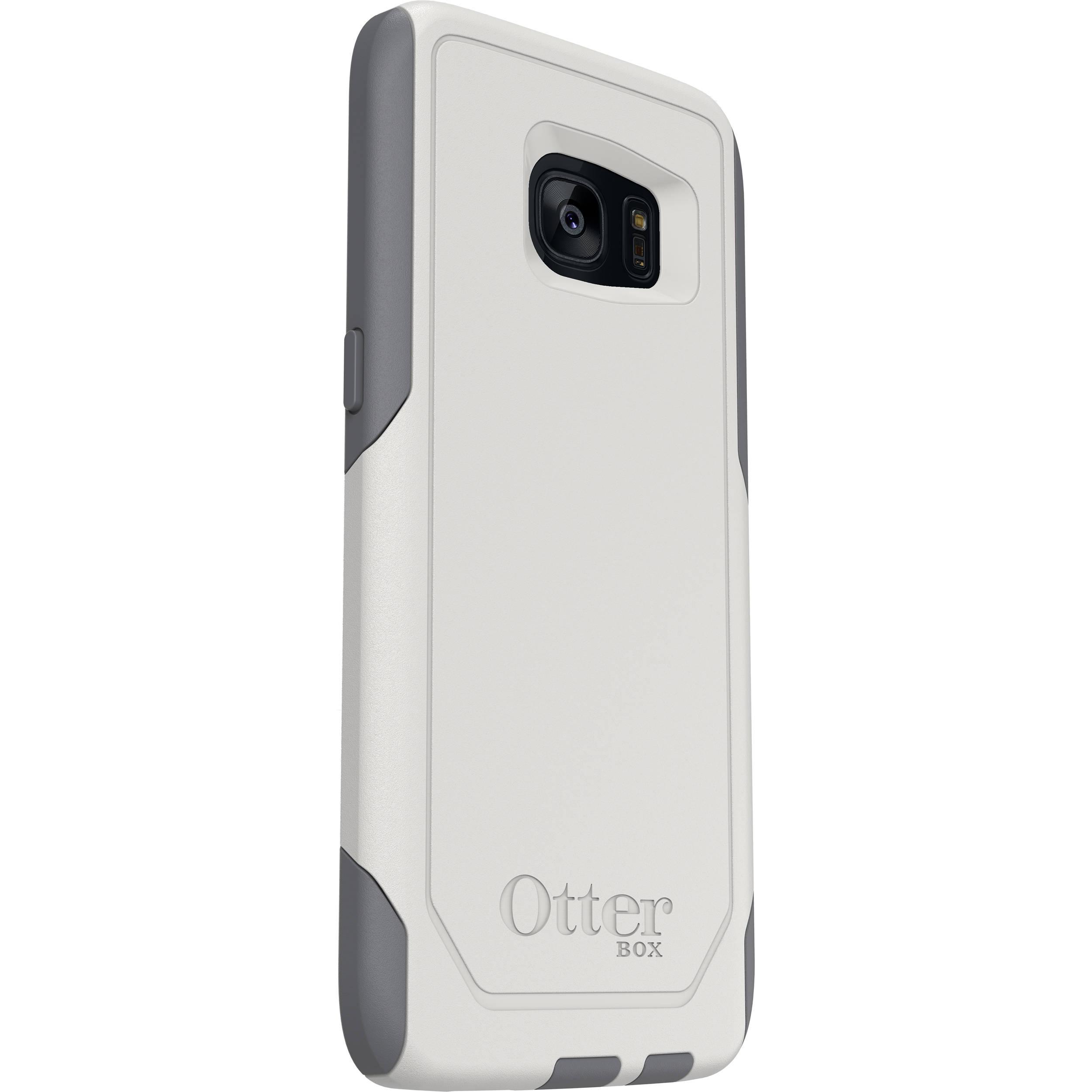 super popular 487f9 b81c4 OtterBox Commuter Case for Galaxy S7 edge (Glacier)