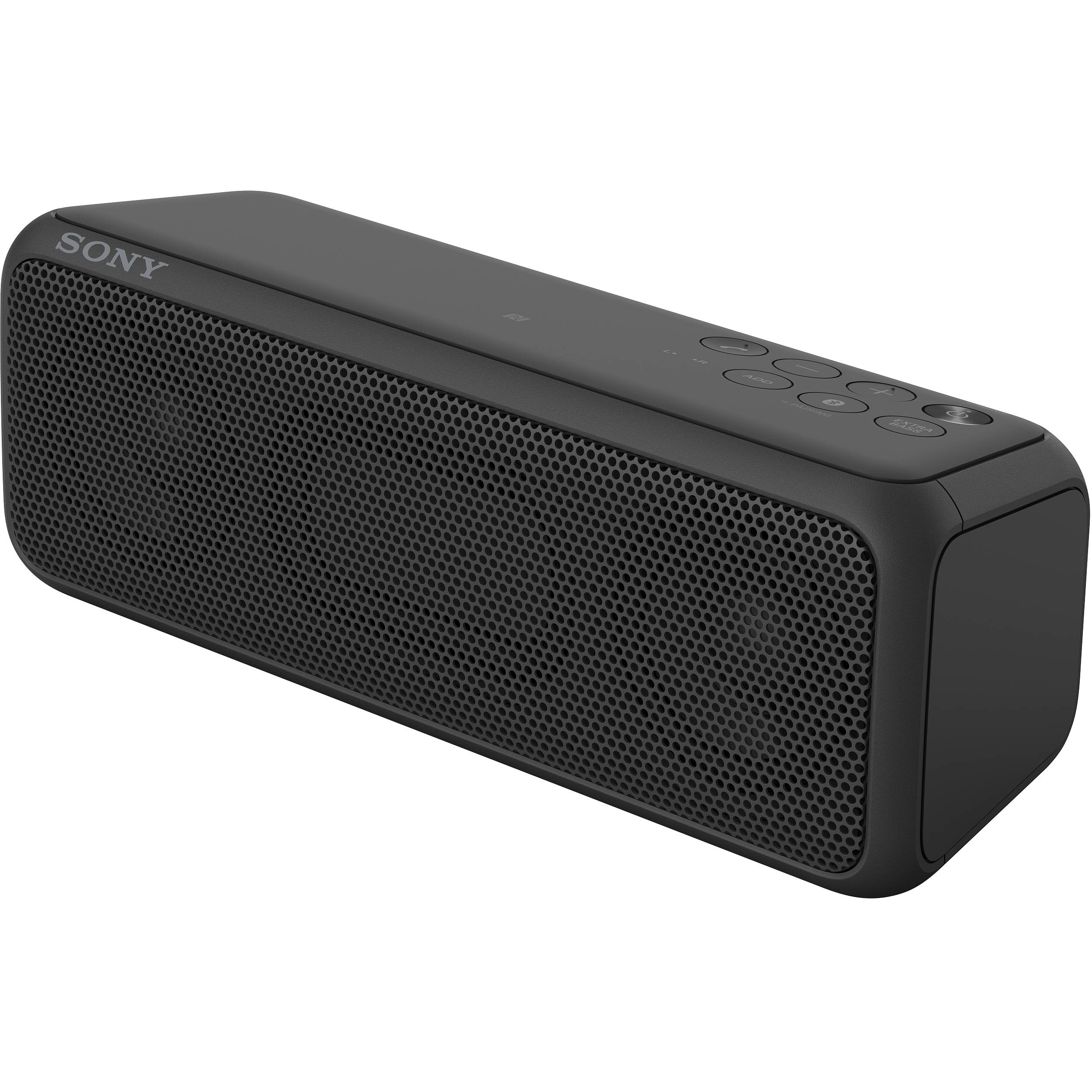 Black Sony SRSXB3 Portable Bluetooth Wireless Speaker