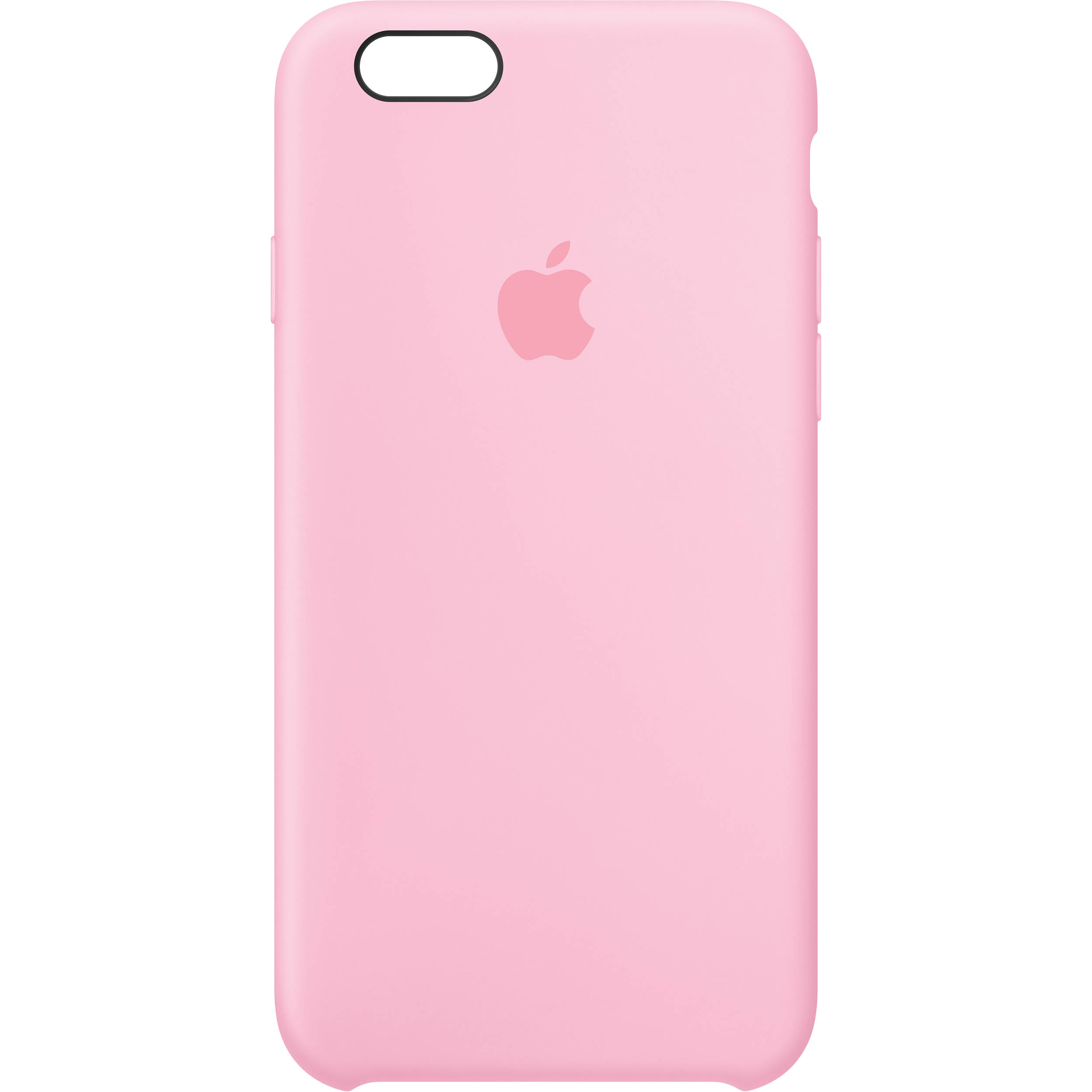 separation shoes 47a59 2f8ab Apple iPhone 6/6s Silicone Case (Light Pink)