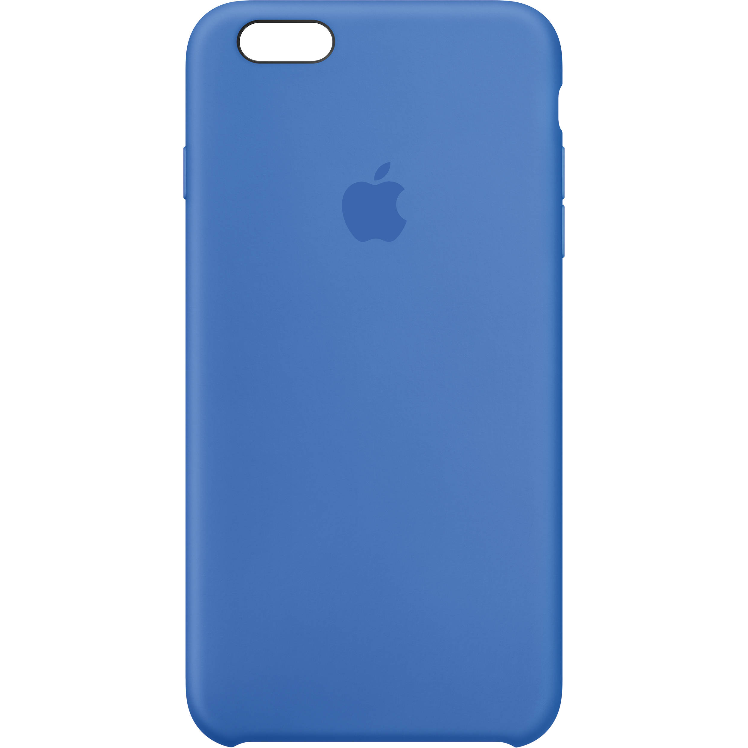 pretty nice cd165 b2834 Apple iPhone 6 Plus/6s Plus Silicone Case (Royal Blue)