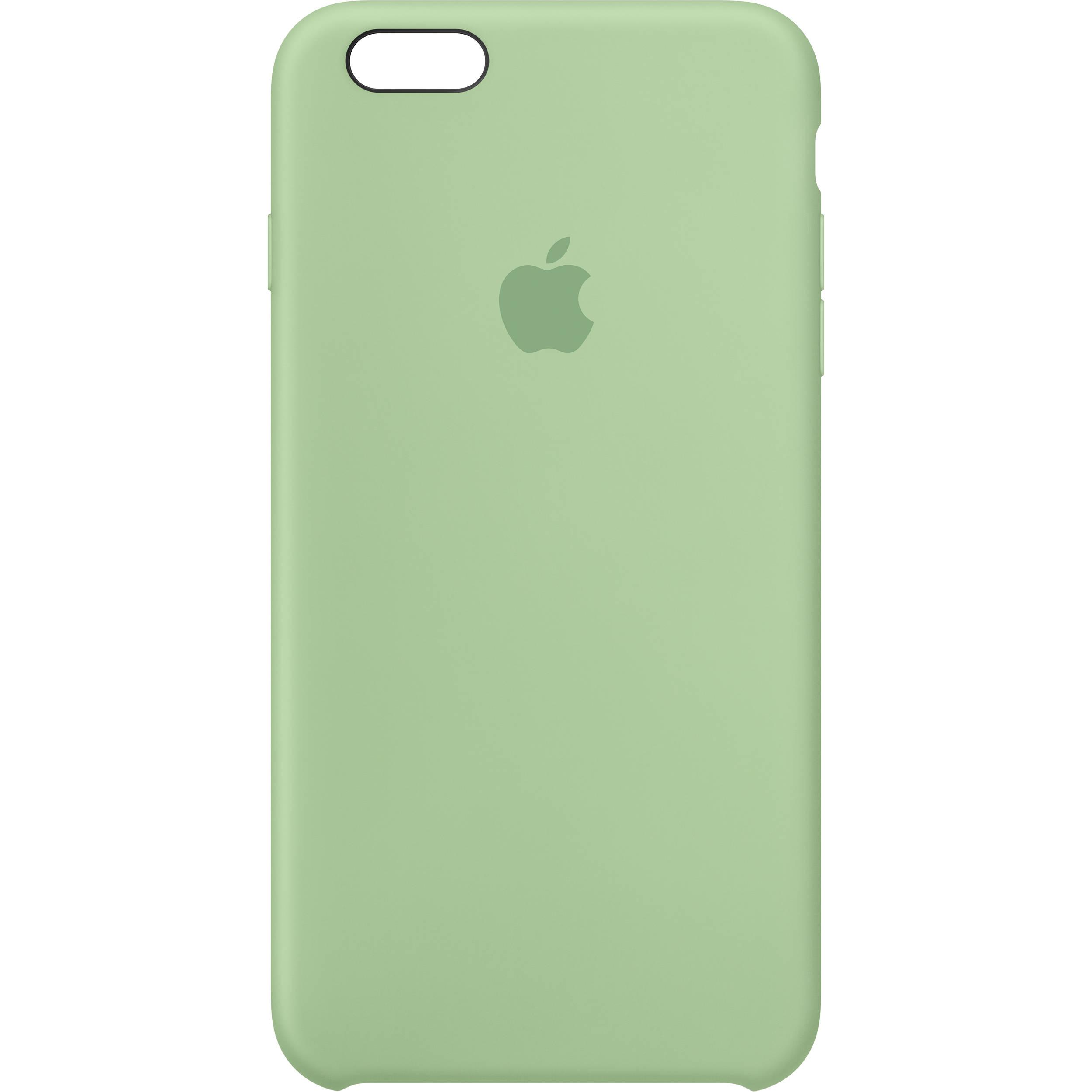 new arrival c1821 3ff8e Apple iPhone 6 Plus/6s Plus Silicone Case (Mint)