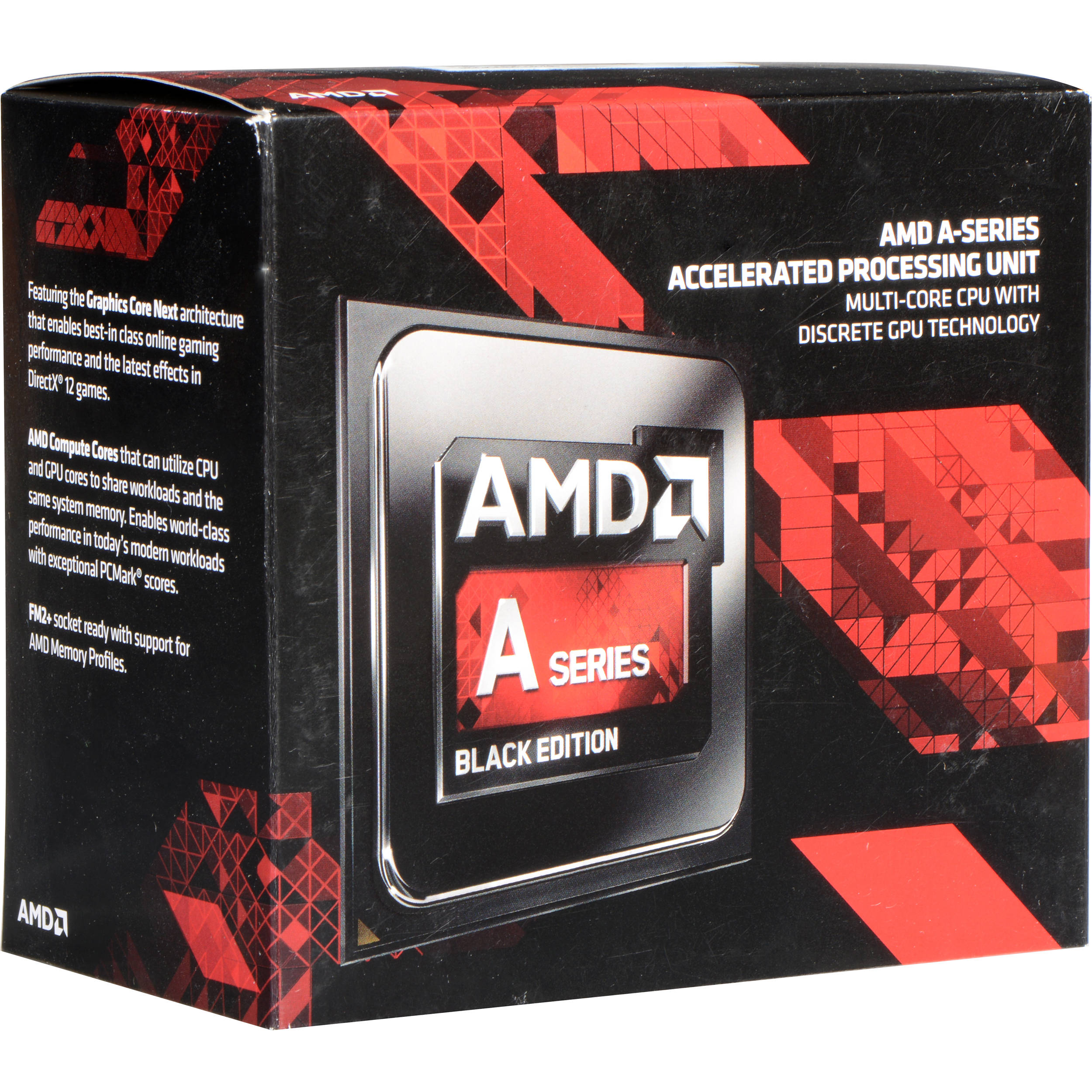 AMD A10-7860K 3 6 GHz Quad-Core FM2+ Processor