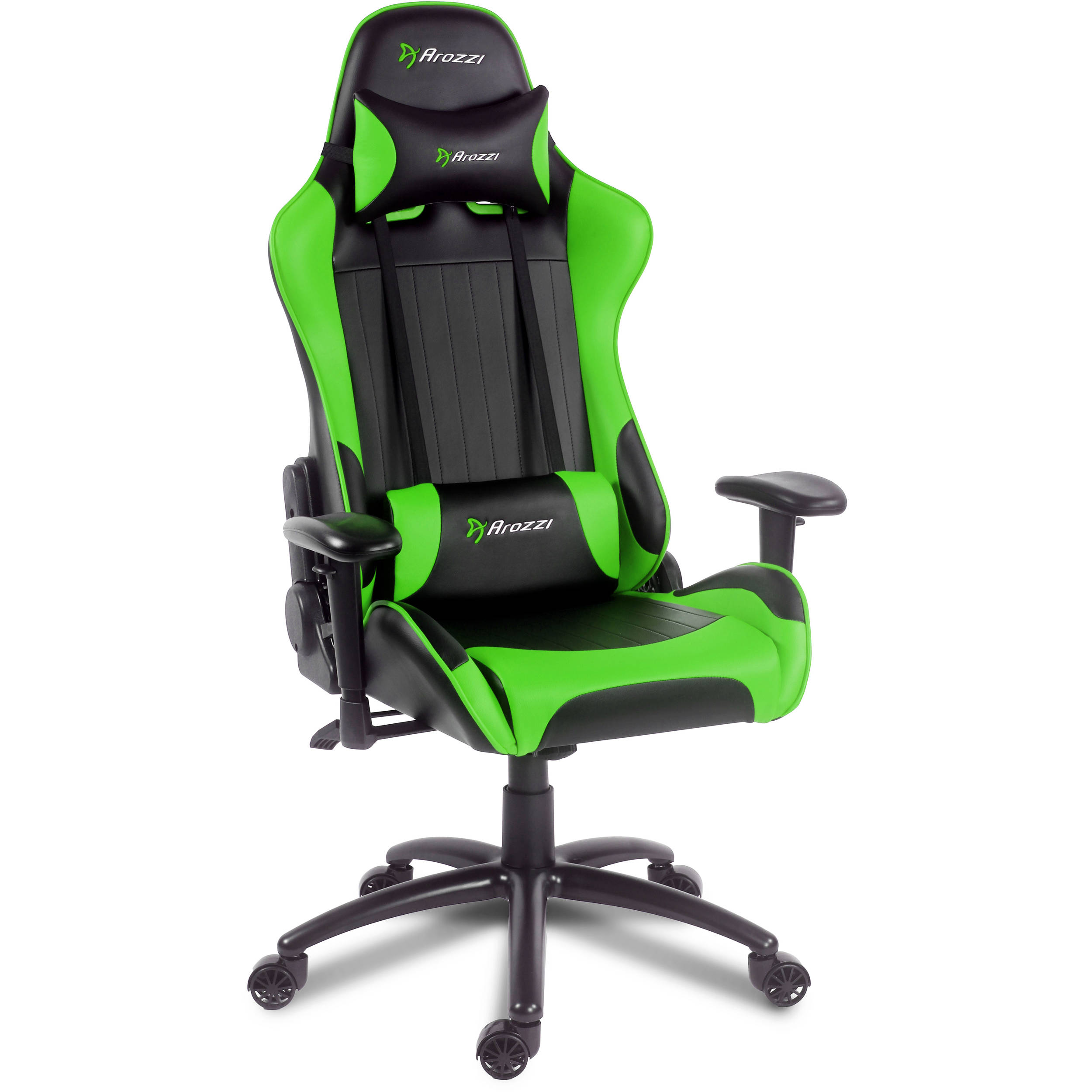 Arozzi Verona Gaming Chair (Green) VERONA-GN B&H Photo Video