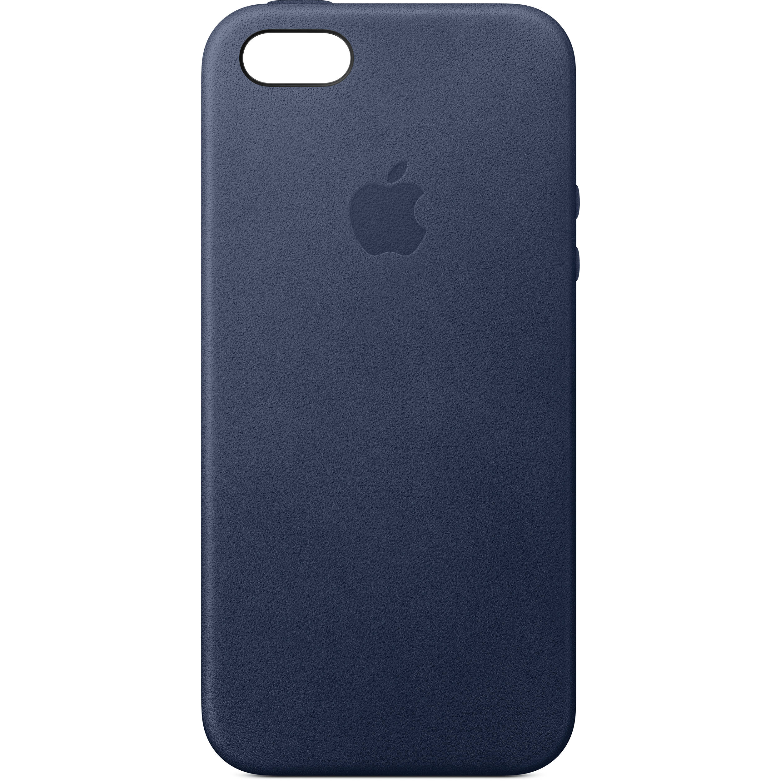 separation shoes 8ccb6 ea28c Apple iPhone 5/5s/SE Leather Case (Midnight Blue)