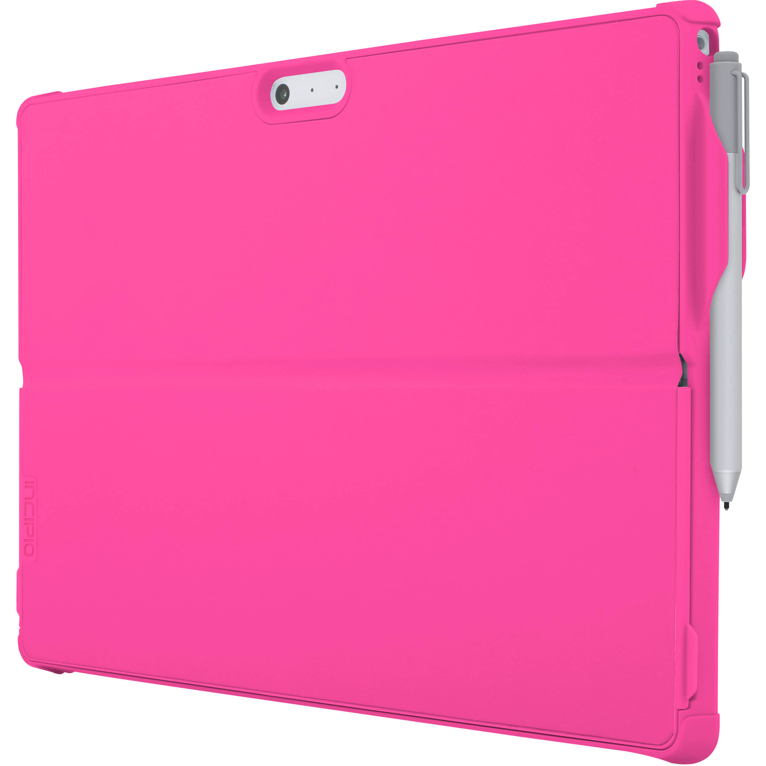 sports shoes 0868d 2ef2f Incipio Feather Hybrid Case with Shock-Absorbing Frame for Surface Pro/Pro  4 (Pink)