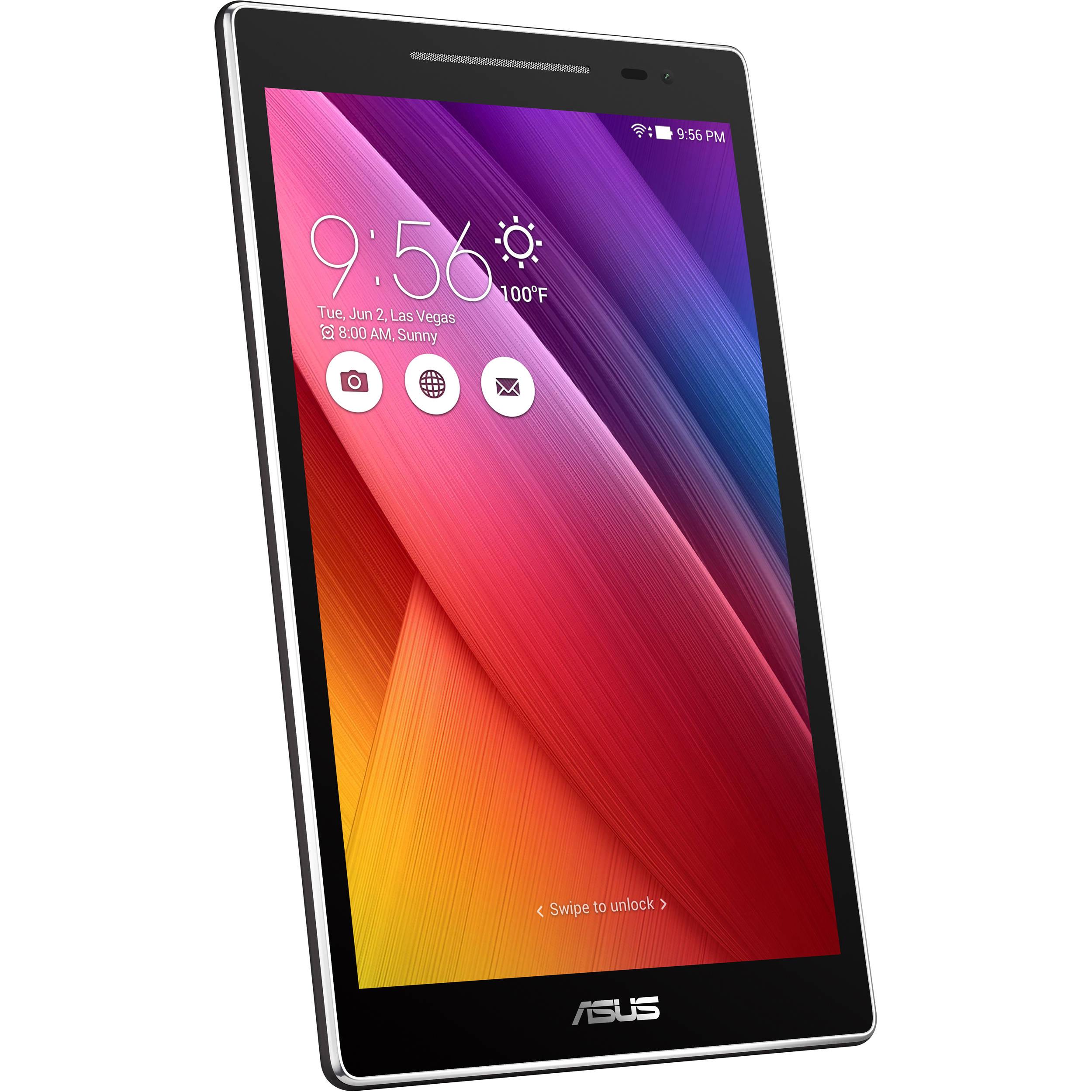 Fabulous Asus 8 Zenpad 8 0 Z380M 16Gb Tablet Wi Fi Dark Gray Download Free Architecture Designs Scobabritishbridgeorg
