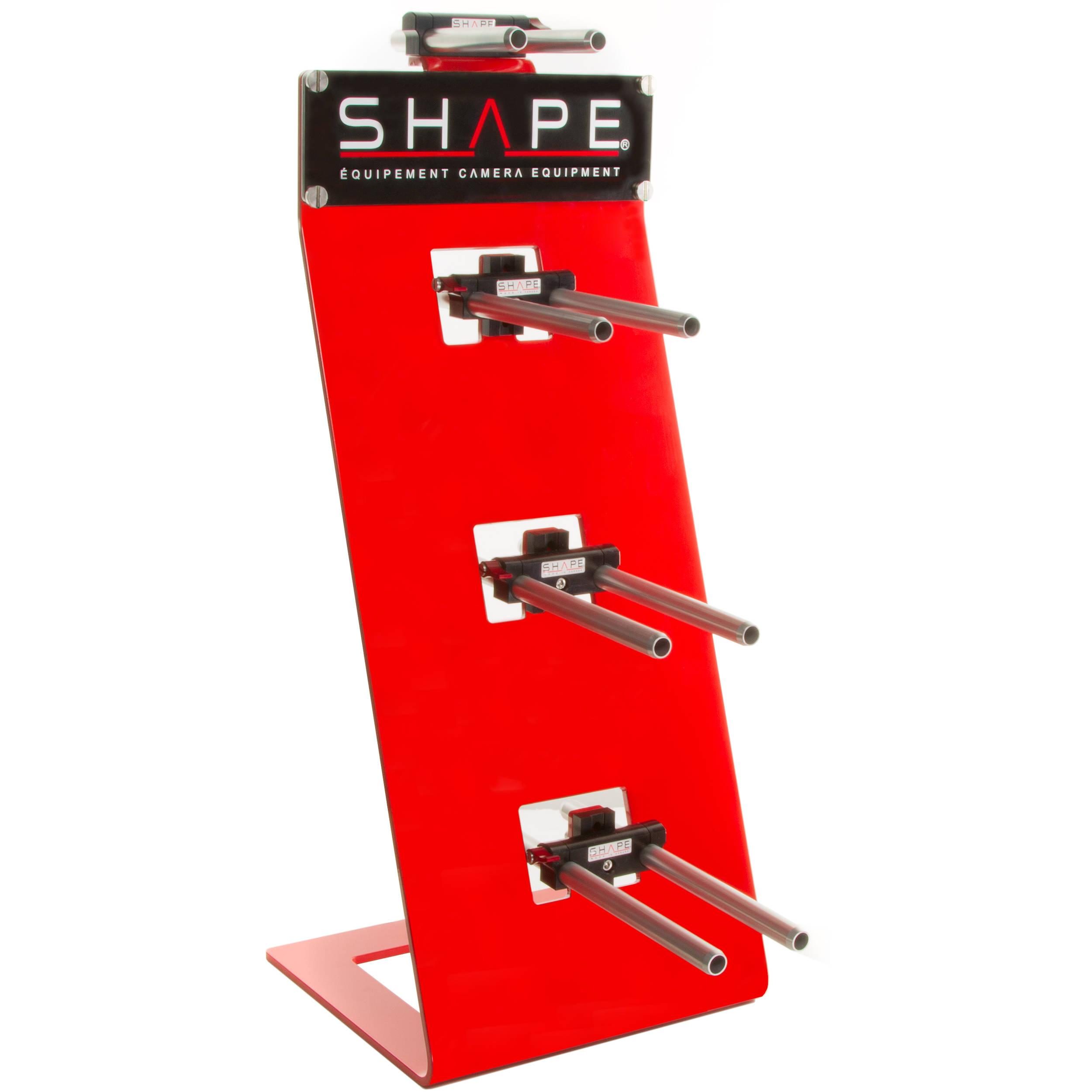 SHAPE Candy Series Equipment Display Unit