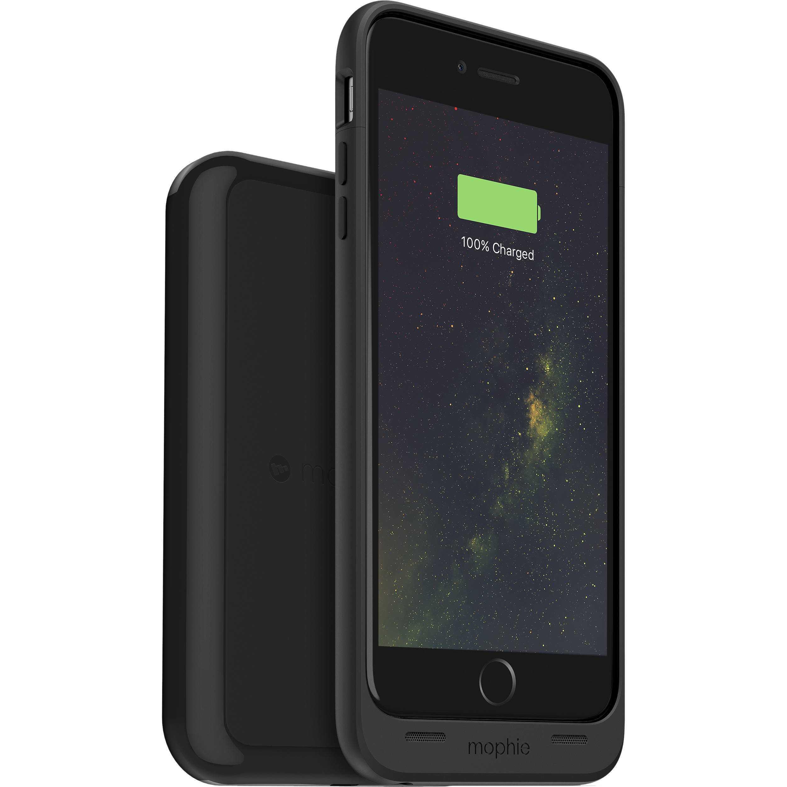 the best attitude f8346 f4c61 mophie juice pack wireless Battery Case for iPhone 6 Plus/6s Plus