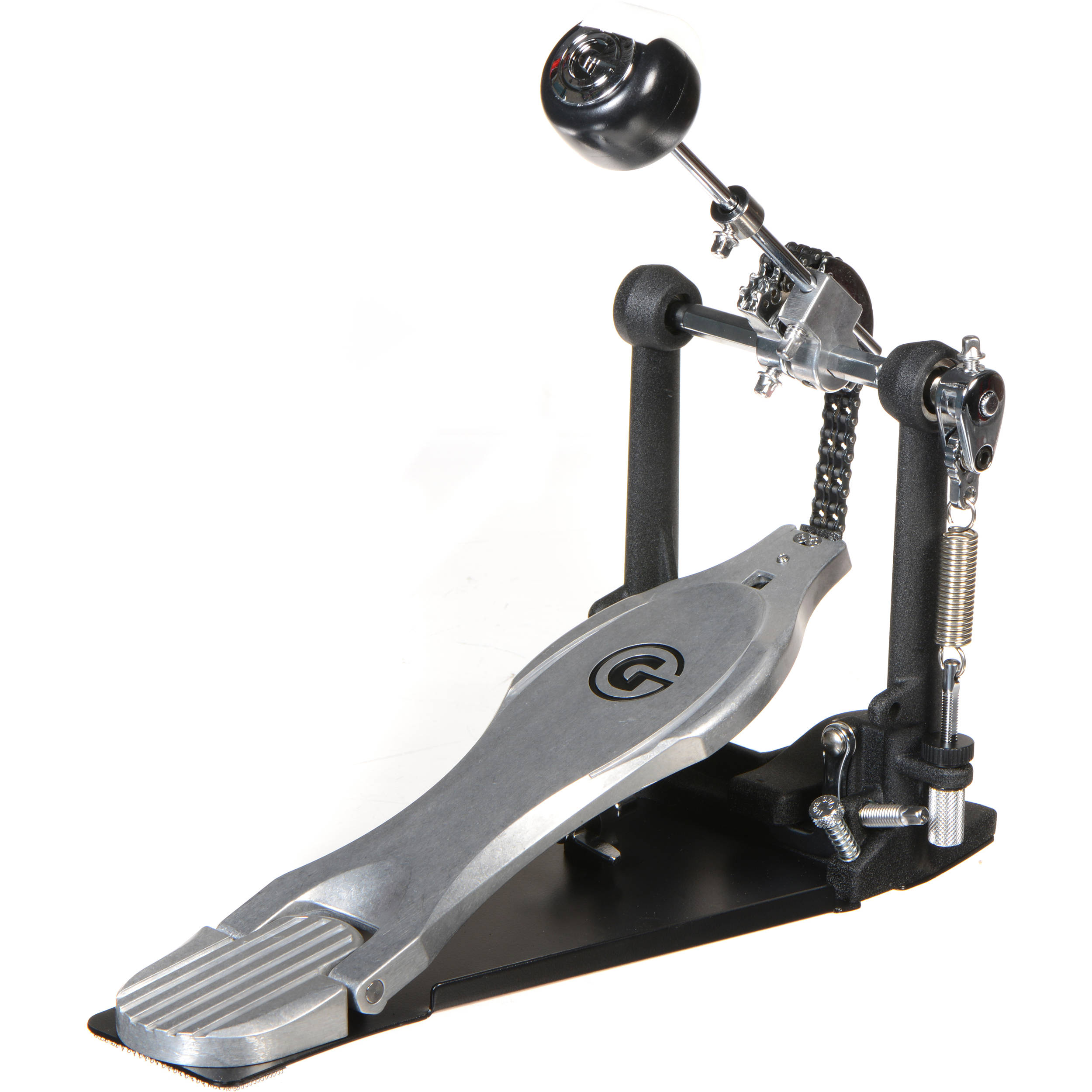 Gibraltar 6711S Dual Chain Double CAM Drive Single Bass Drum Pedal
