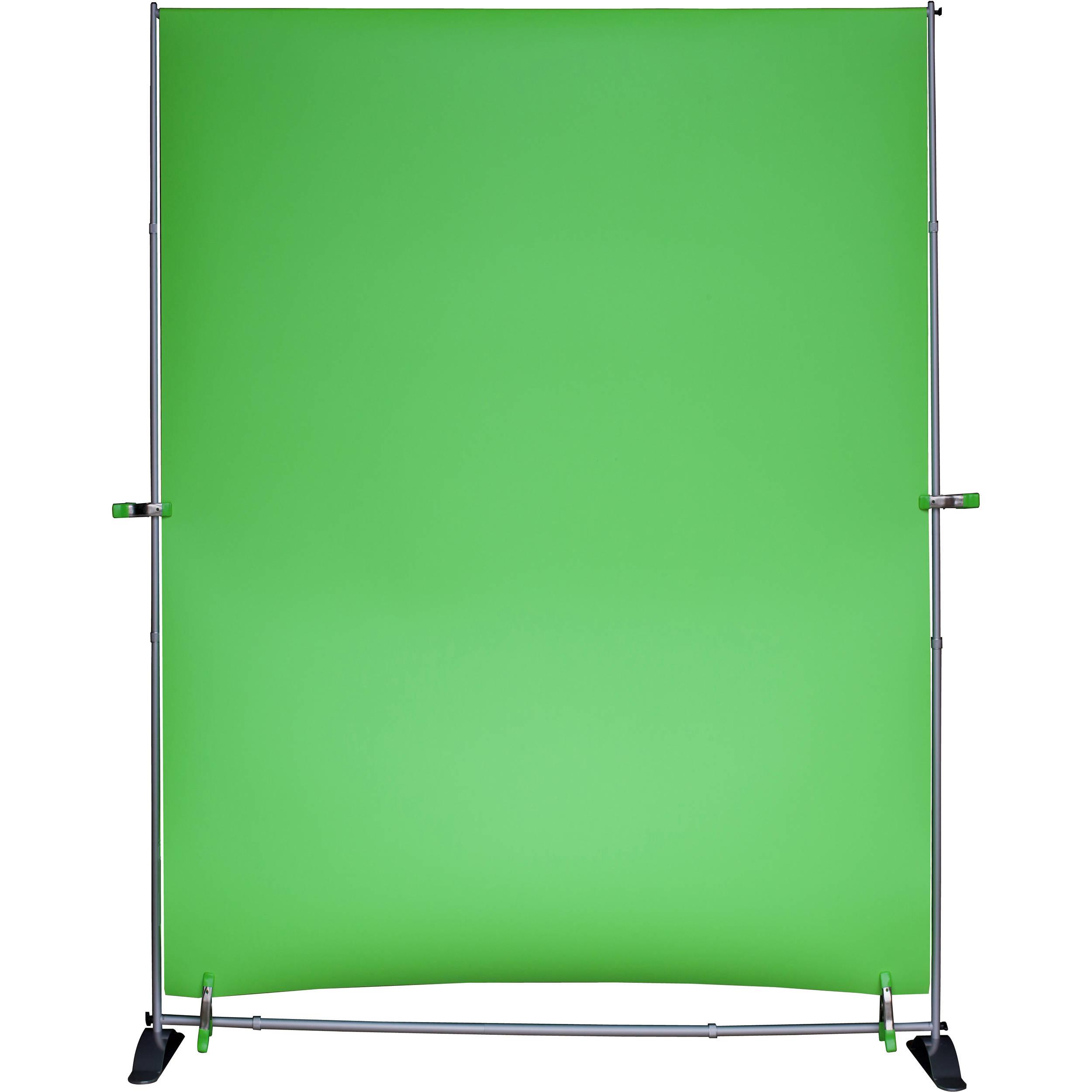 Pro Cyc GS60 Portable Green Screen Background (60x80