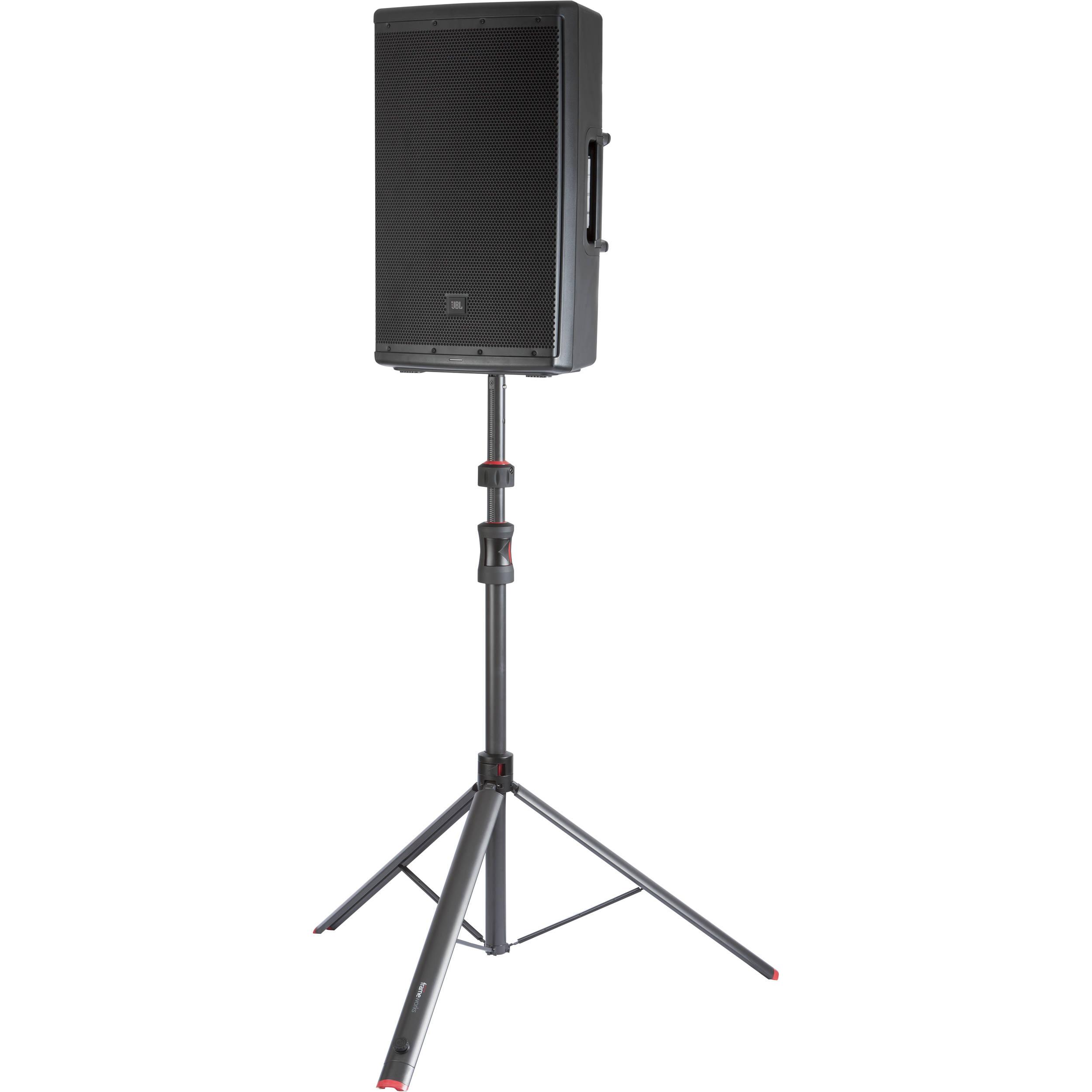 Gator Cases Frameworks ID Series Adjustable Speaker Stand