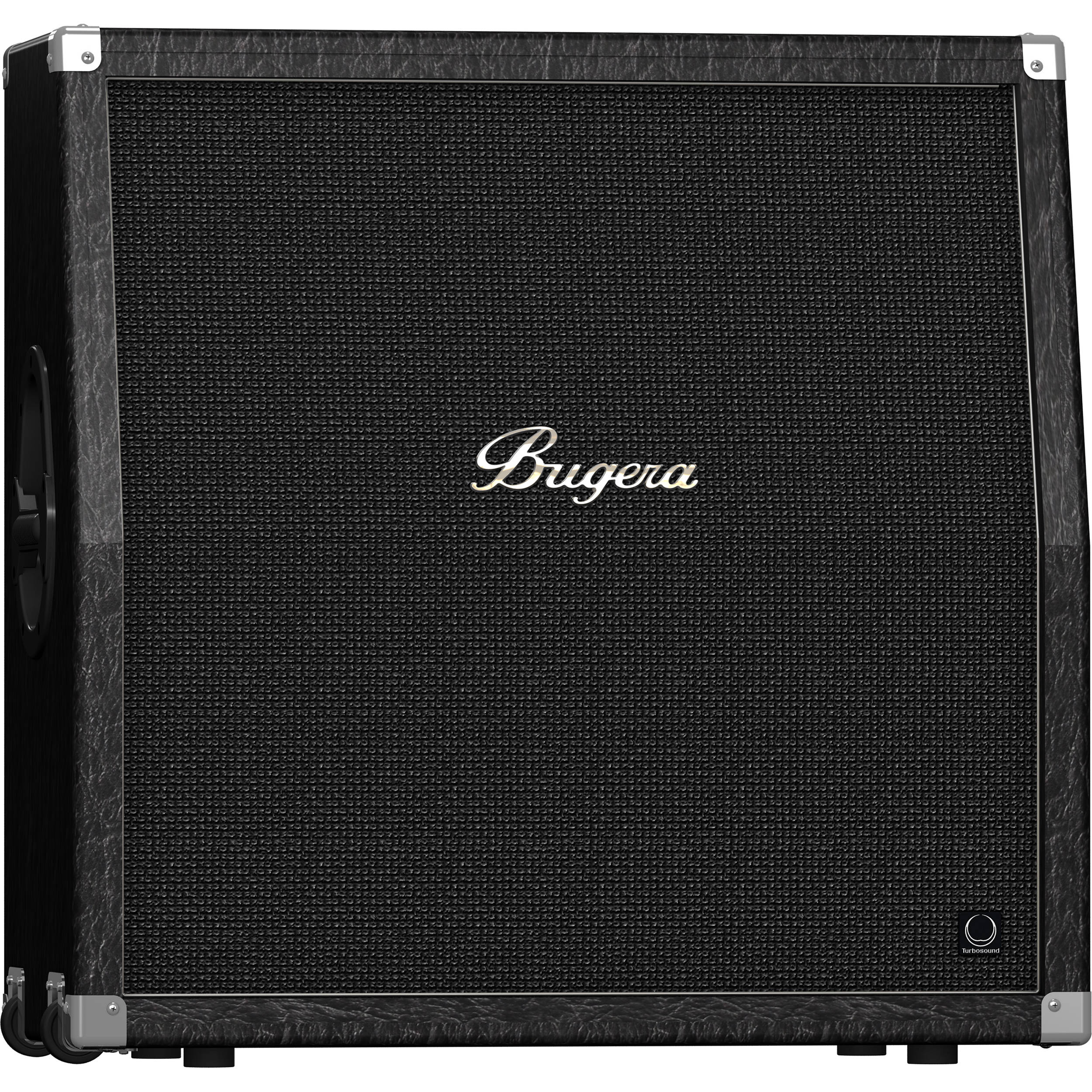 Bugera 412TS 200W Half-Stack Guitar Cabinet with Turbosound Speakers (4 x  12