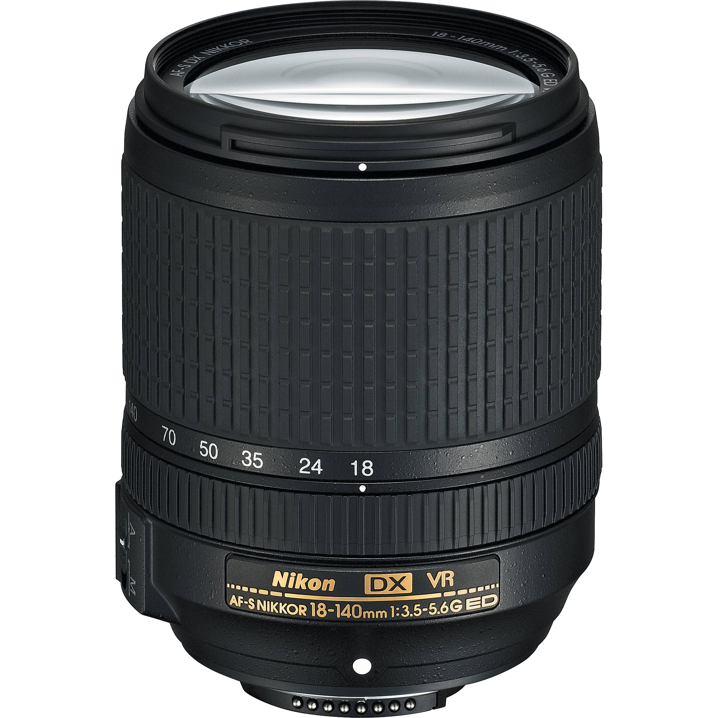 Cap Keeper 67mm Universal Snap-On Lens Cap for Nikon 18-105mm f//3.5-5.6 AF-S DX VR ED Nikkor Lens Microfiber Cleaning Cloth