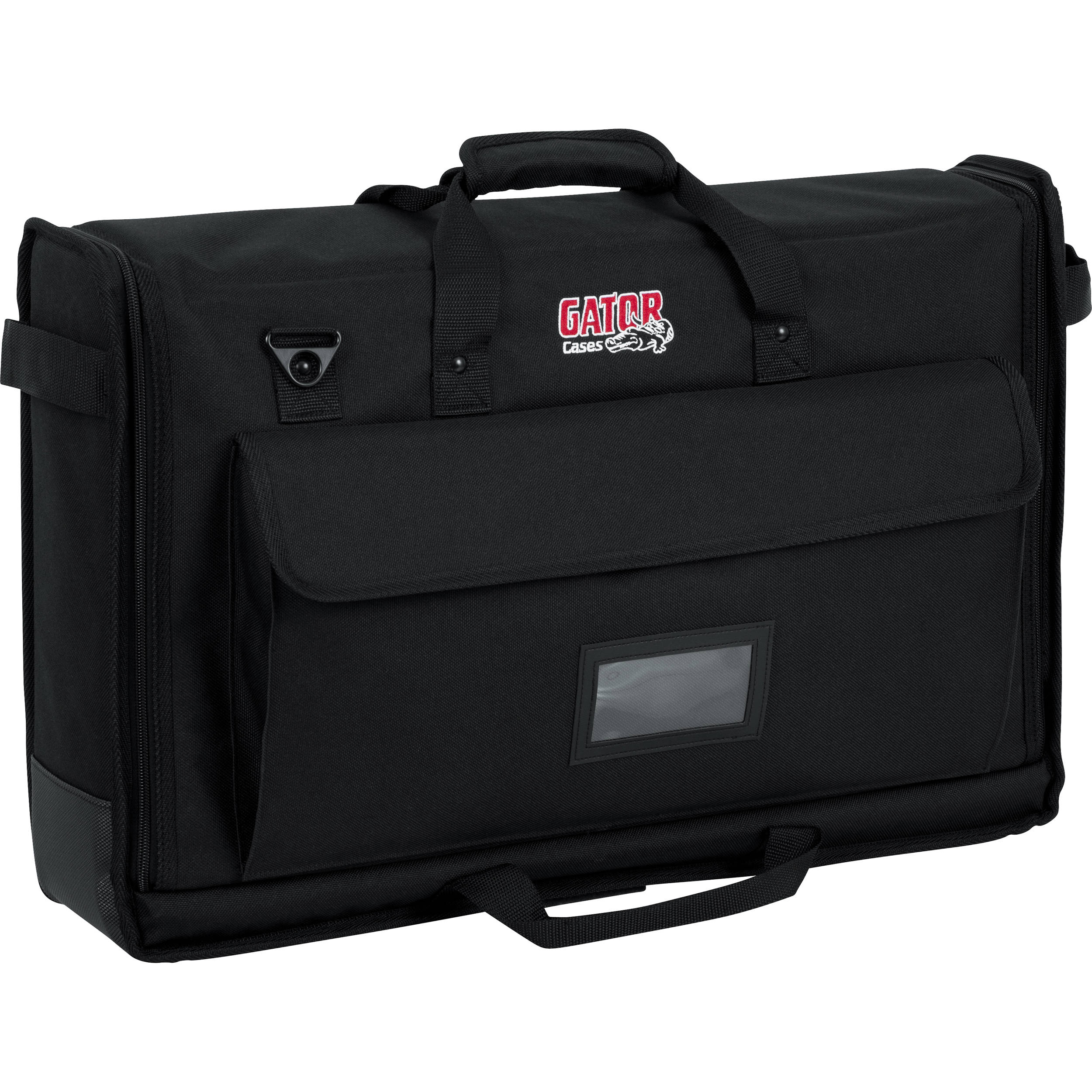 Gator Cases Padded Nylon Carry Tote Bag for Transporting LCD Screens 19-24 Inch