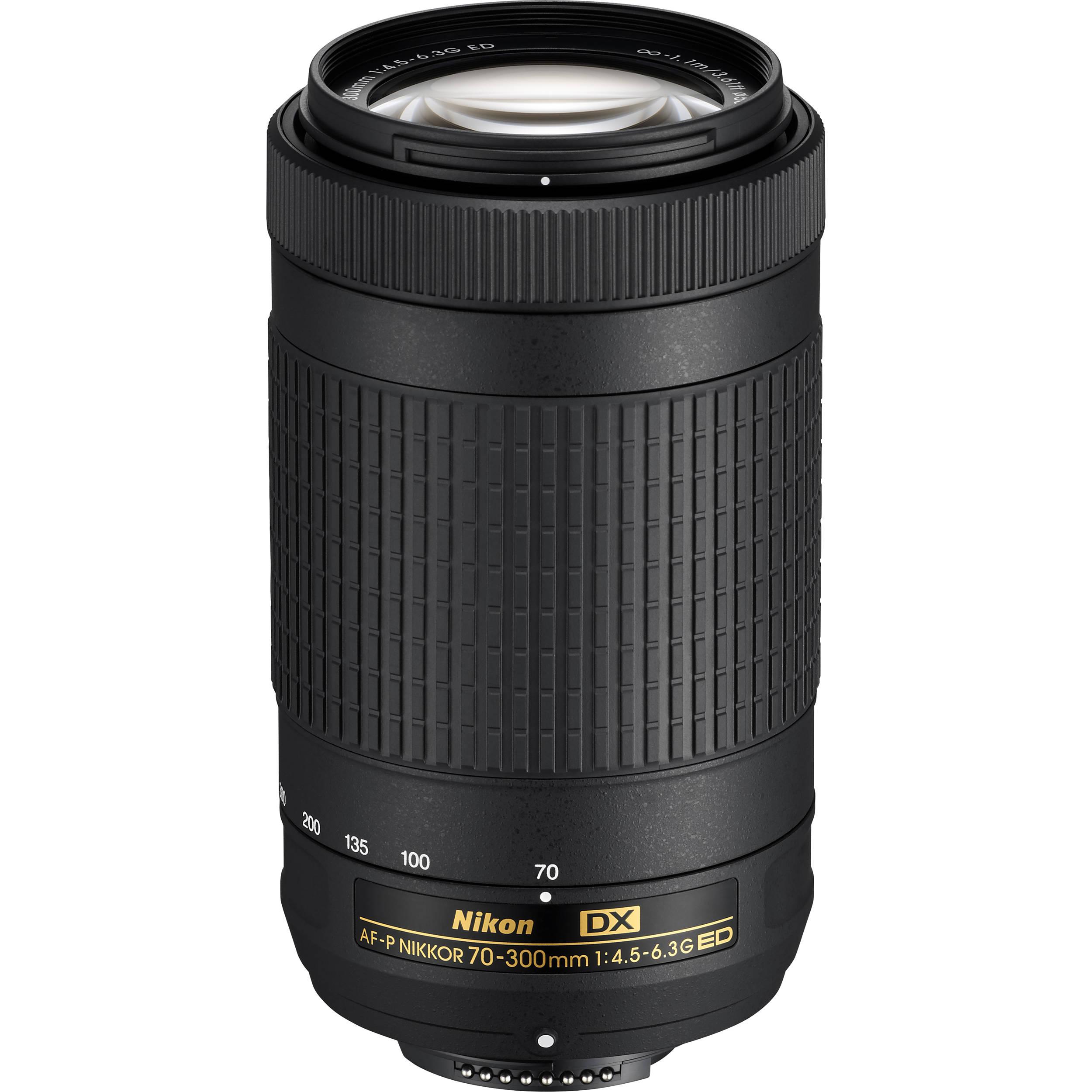 58mm Soft Rubber Lens Hood for Nikon D5600 55mm Soft Rubber Lens Hood D3400 DSLR Camera with Nikon 18-55mm f//3.5-5.6G VR AF-P DX and Nikon 70-300mm f//4.5-6.3G ED