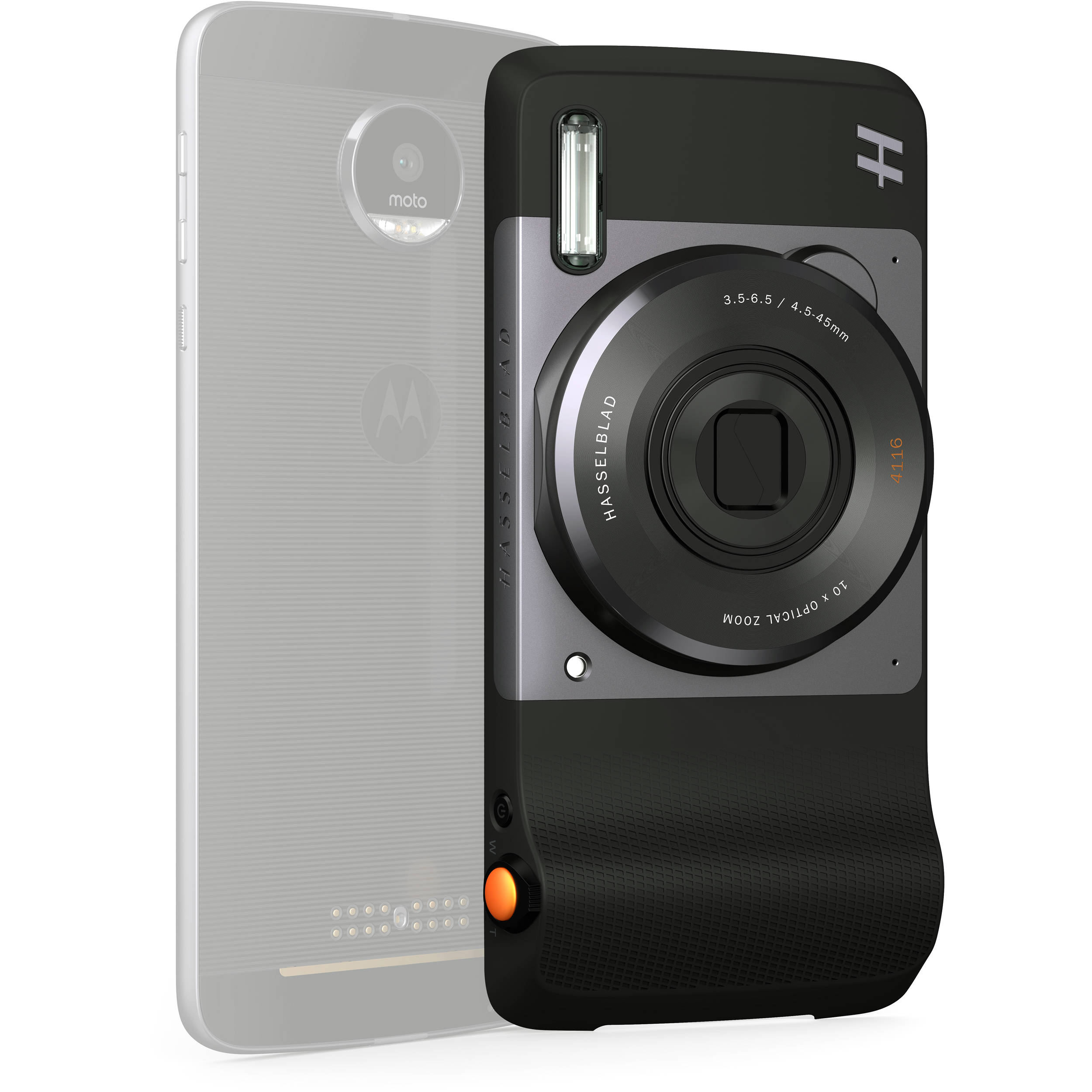 sports shoes 0a9a6 ef0c0 Hasselblad True Zoom Camera for Motorola Z Smartphones