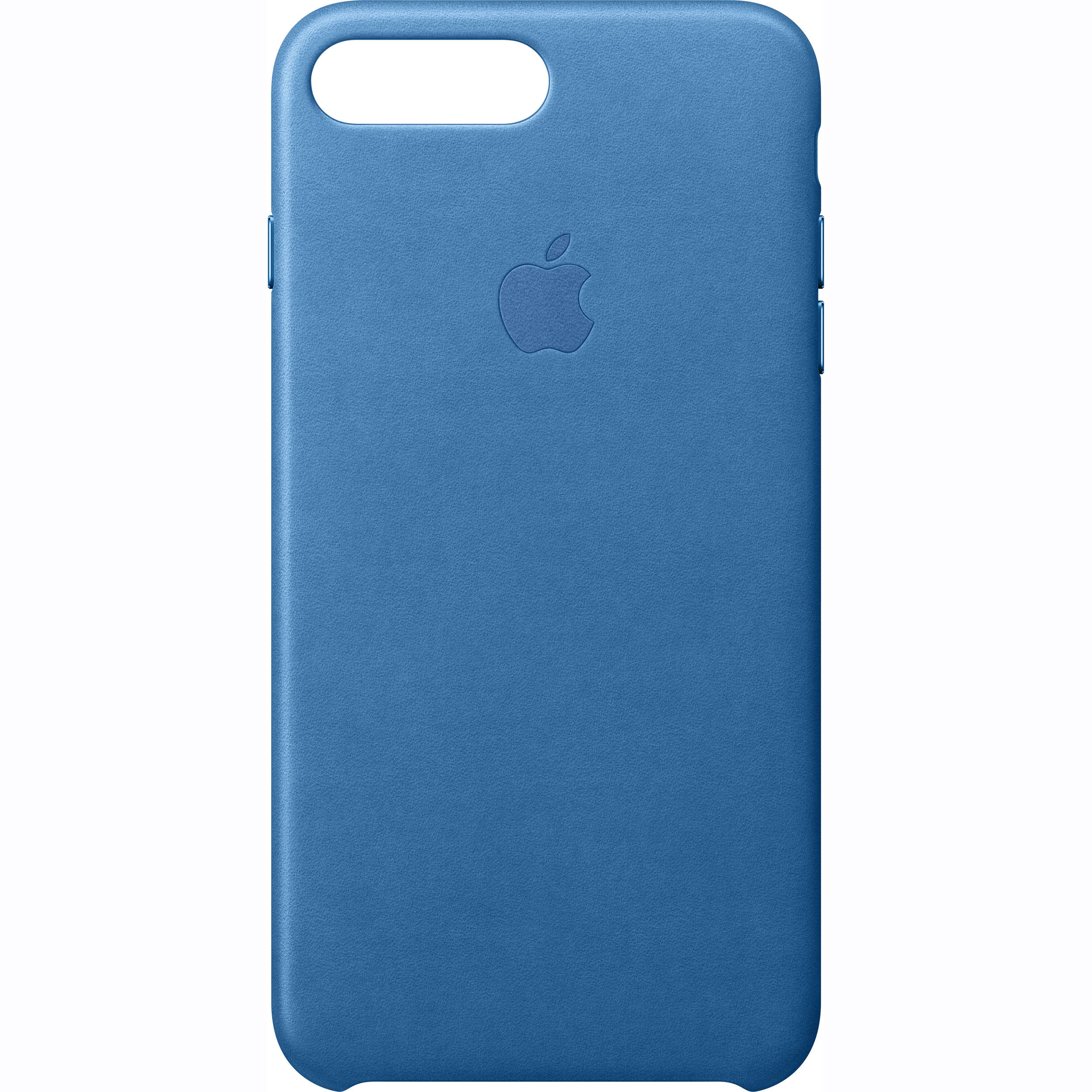 cheap for discount 20cfb 3005b Apple iPhone 7 Plus Leather Case (Sea Blue)