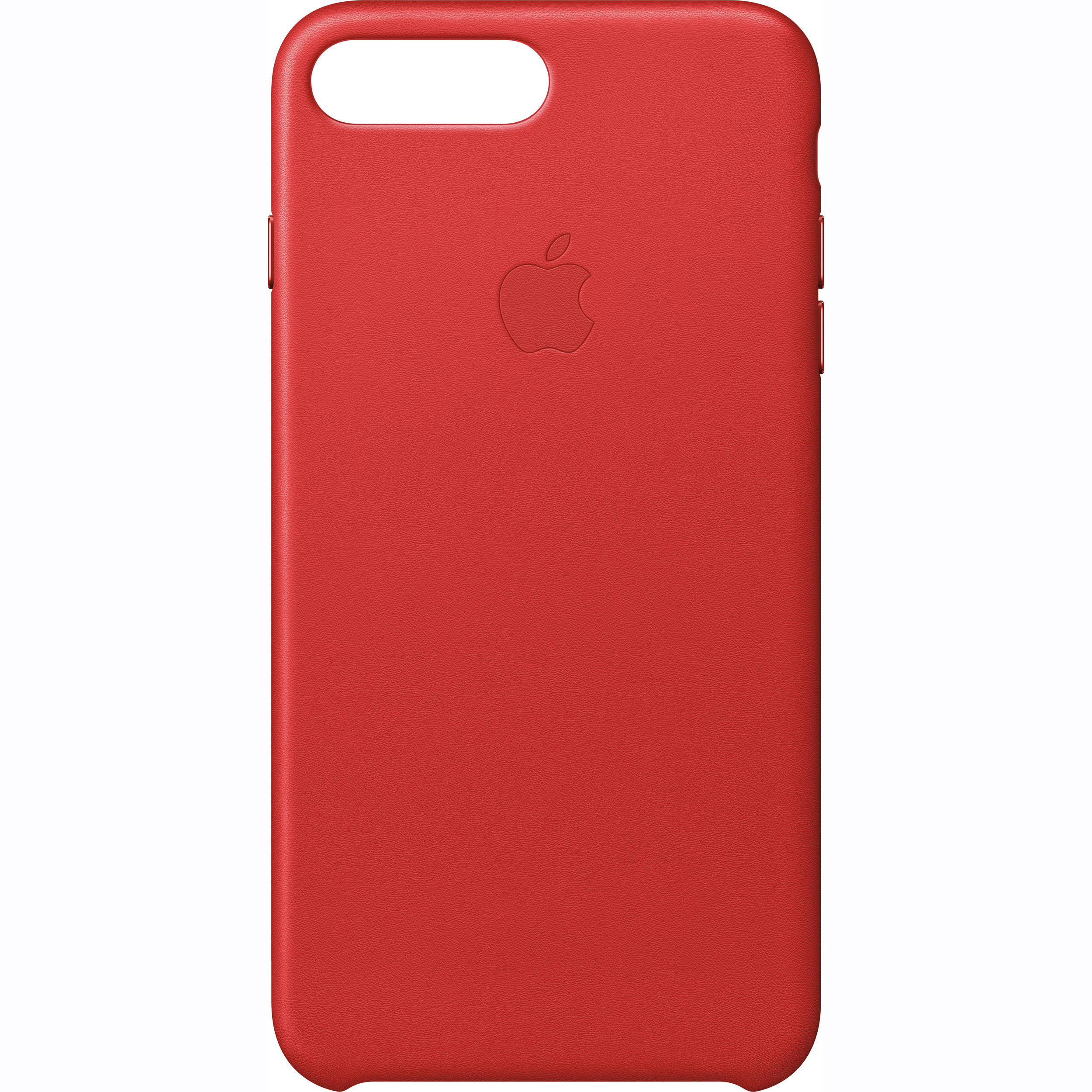 huge discount da6c9 c1b21 Apple iPhone 7 Plus Leather Case ((PRODUCT)RED)