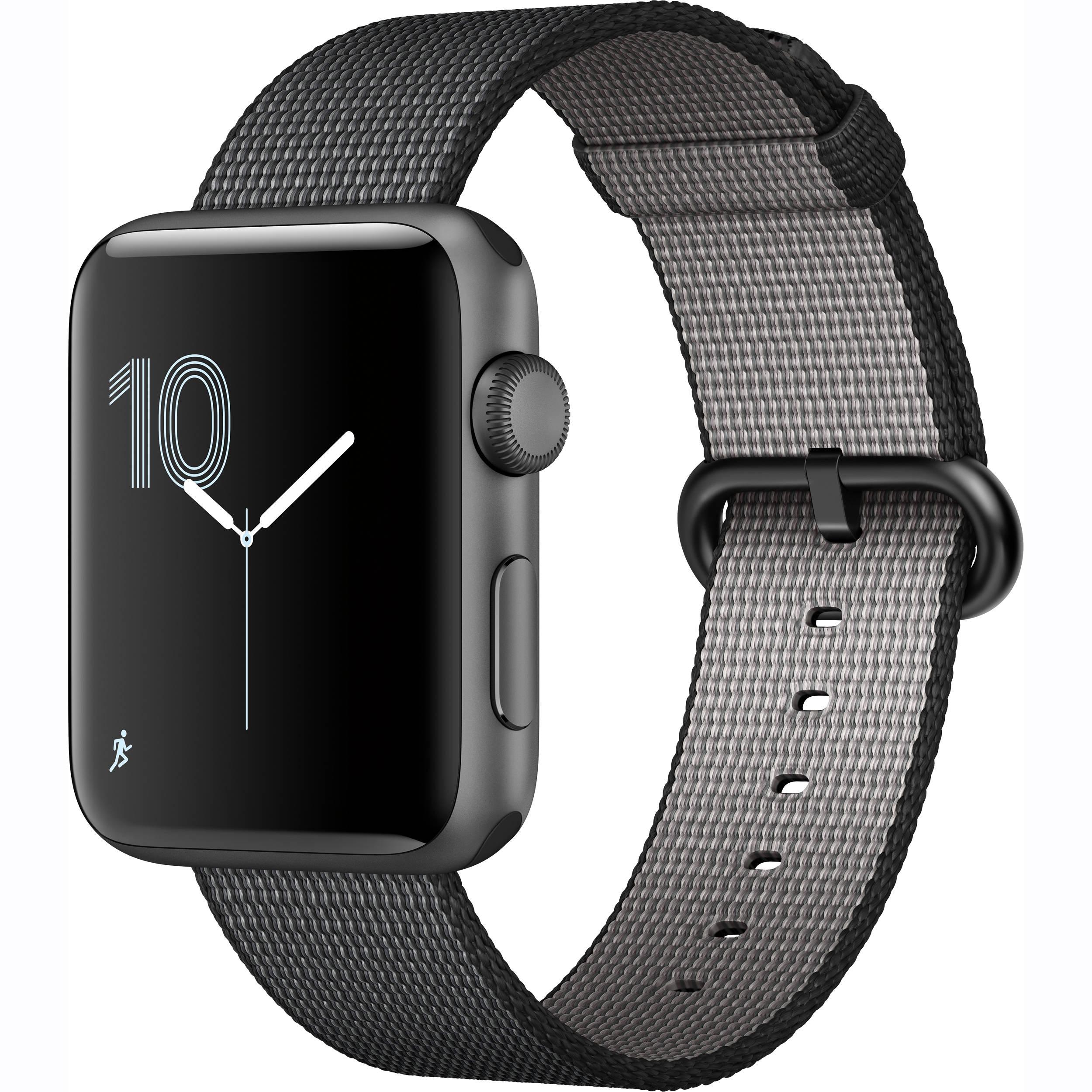 Apple Watch Series 2 42mm Smartwatch Mp072ll A B H Photo Video