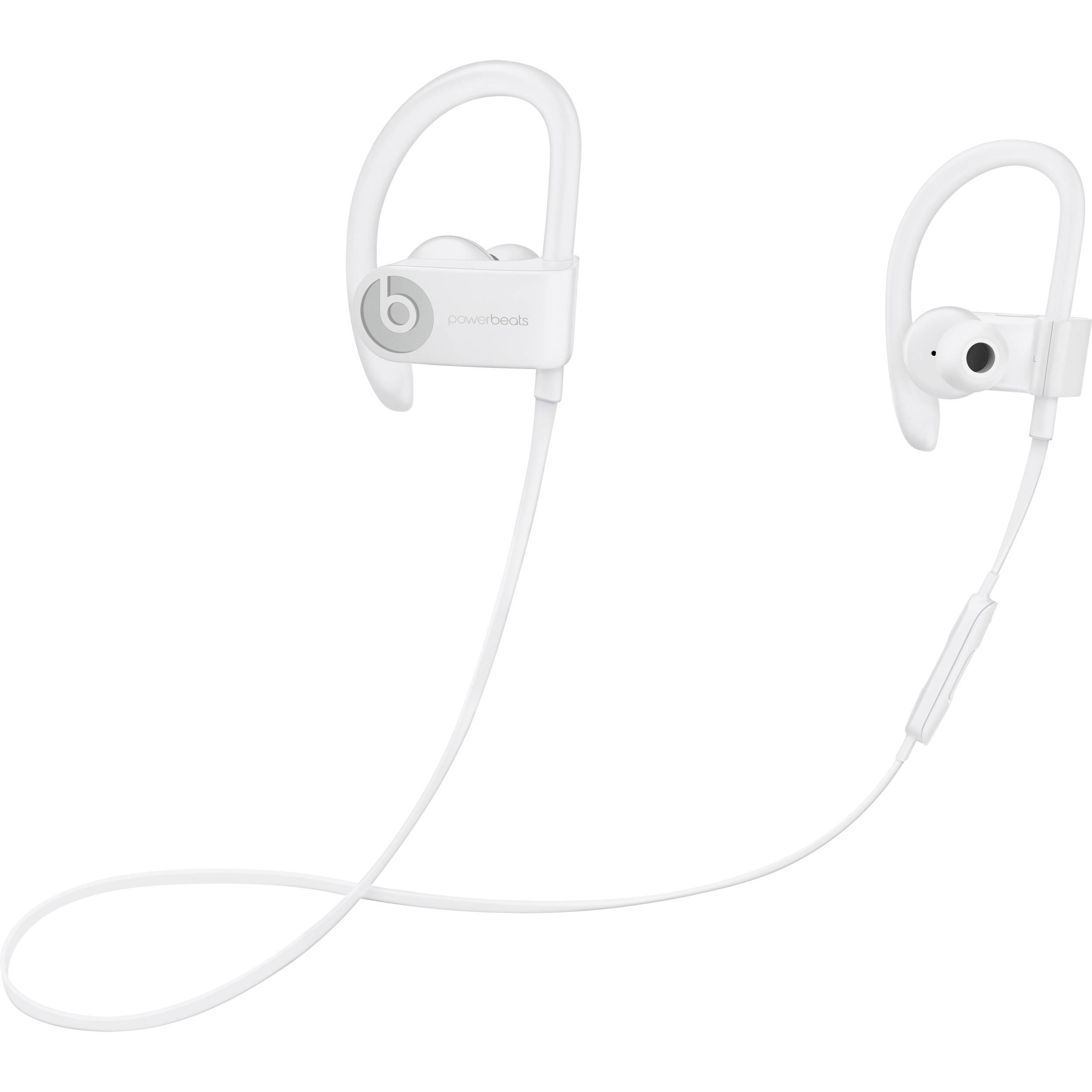 Beats By Dr Dre Powerbeats3 Wireless Earphones White