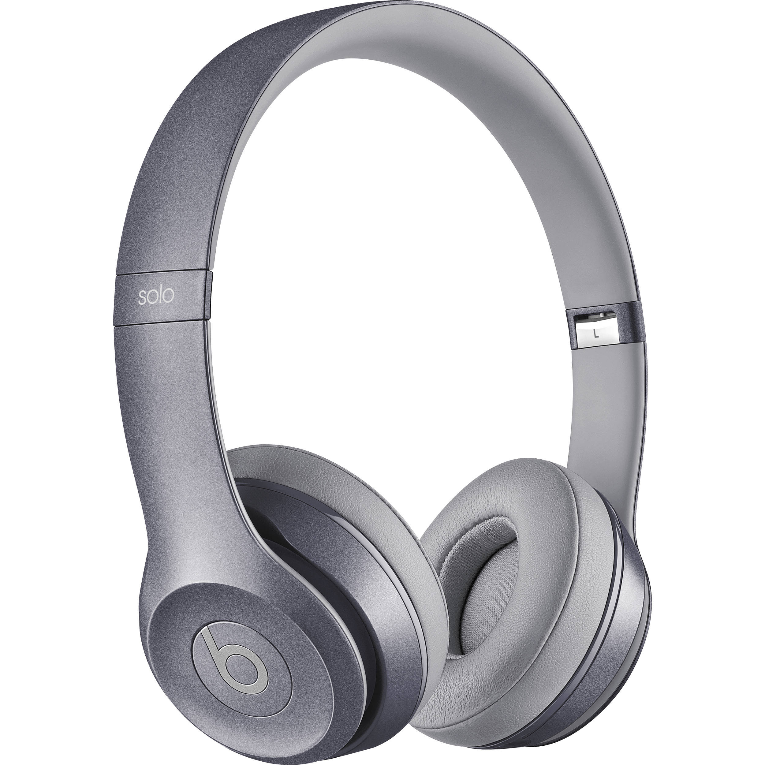 Beats By Dr Dre Solo2 Wired On Ear Headphones Mhnw2am A B H