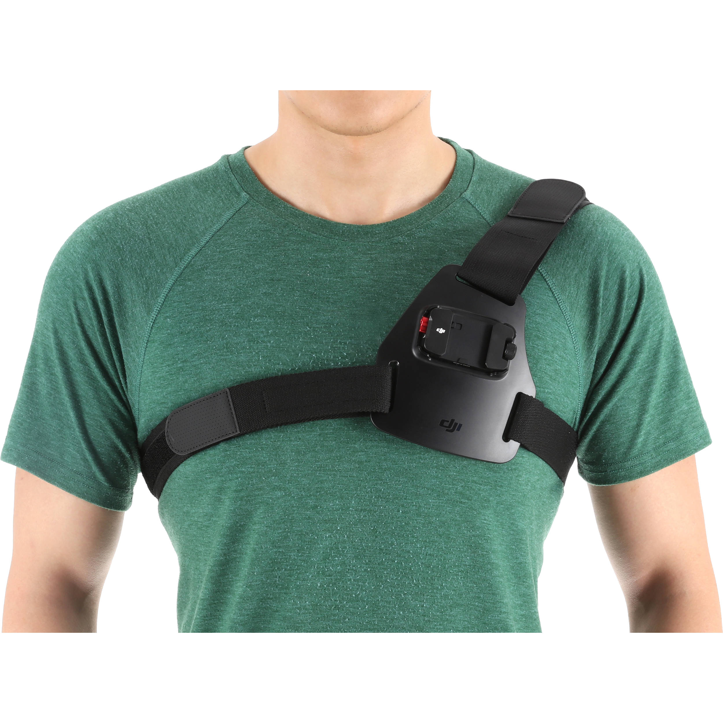 info for 9948d 10073 DJI Osmo Chest Strap Mount