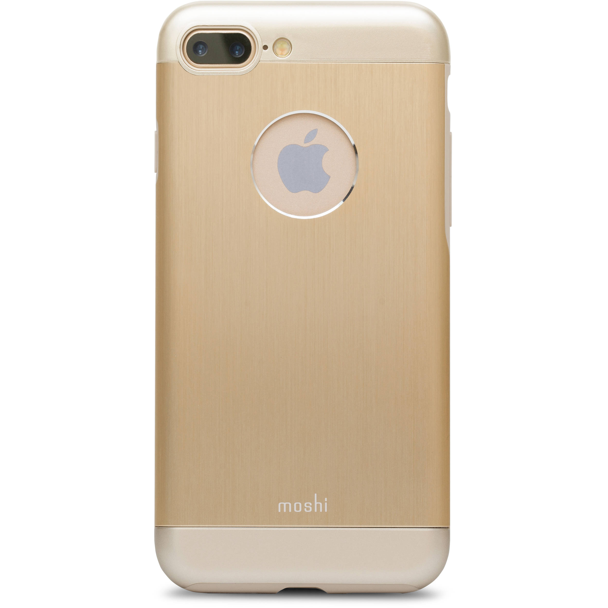 the latest 4b96a 31a1b Moshi Armour for iPhone 7 Plus (Gold)
