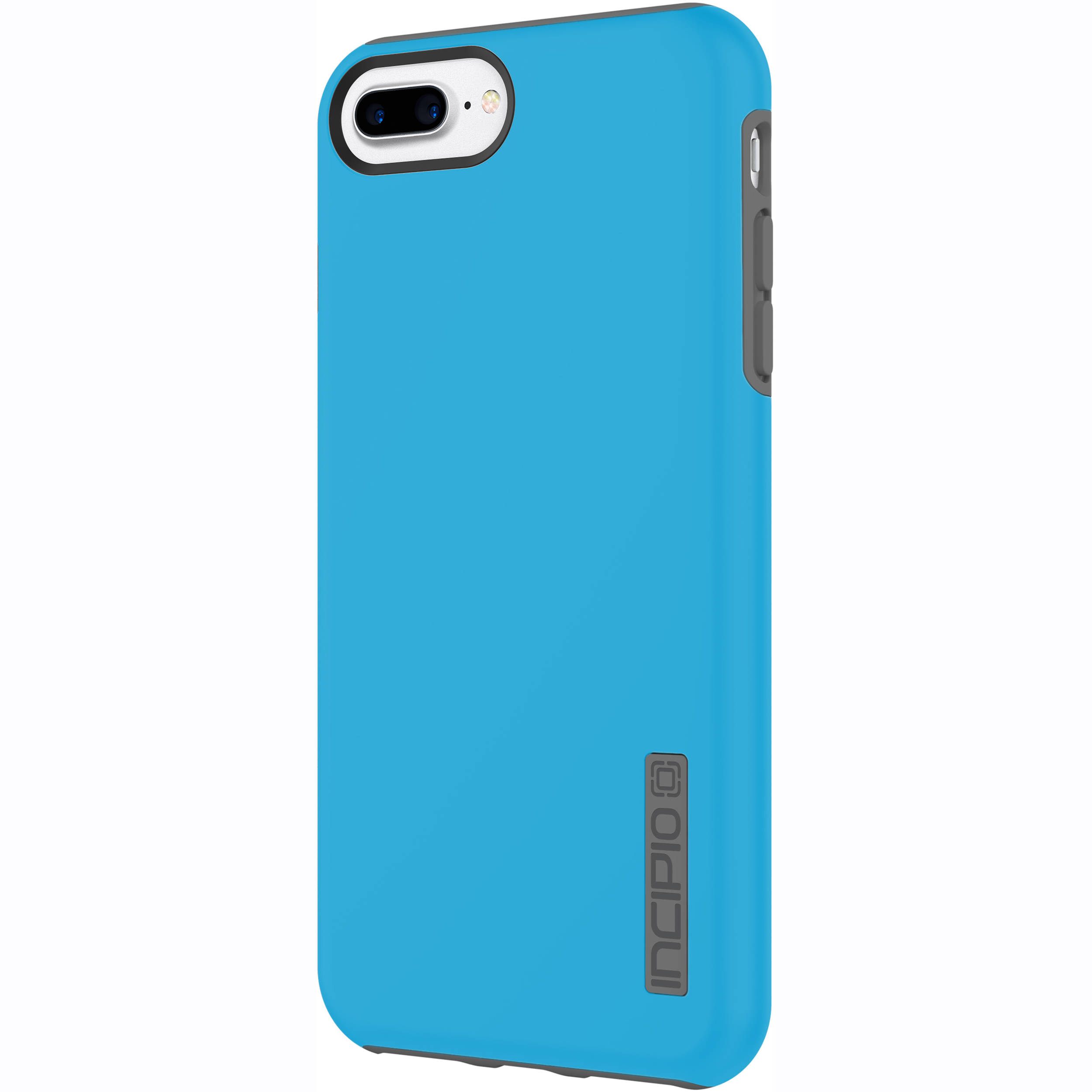 buy popular 147dc bf012 Incipio DualPro Case for iPhone 7 Plus (Cyan/Charcoal)