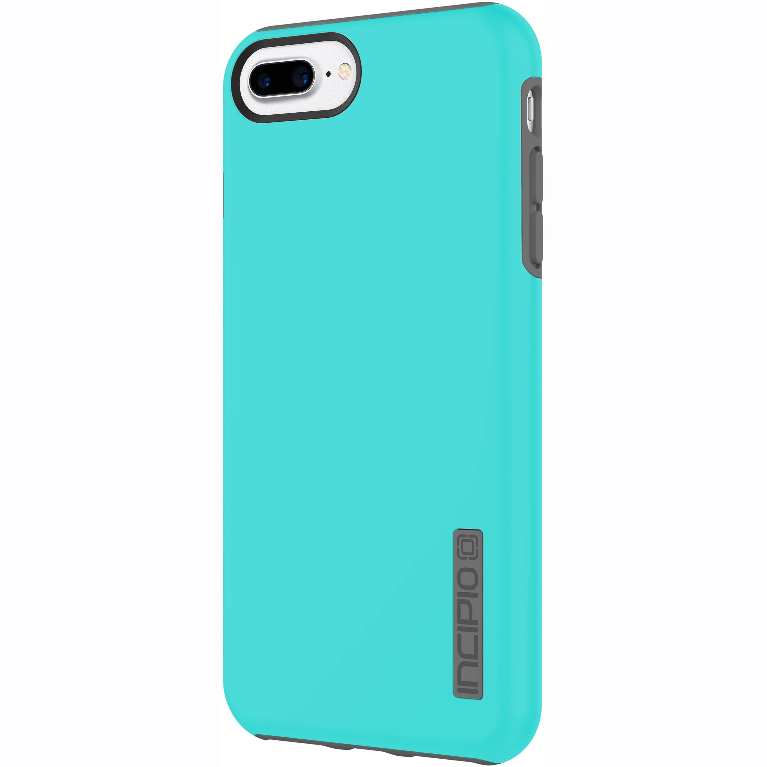 first rate 77396 b7aa8 Incipio DualPro Case for iPhone 7 Plus (Turquoise/Charcoal)